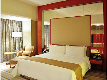Rooms - Grand Mercure Dongguan Shijie