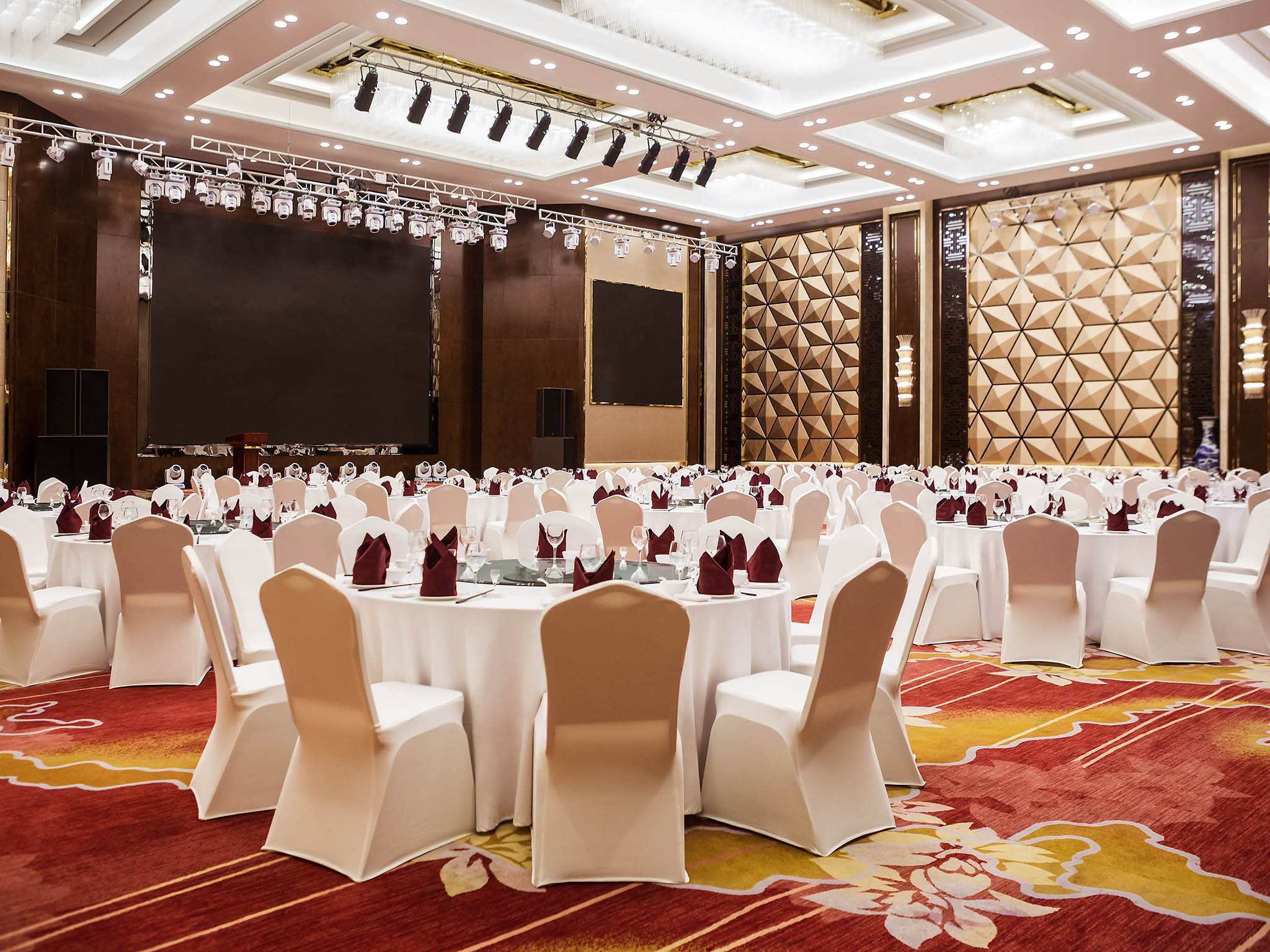 Hotel - Novotel Daqing Haofang