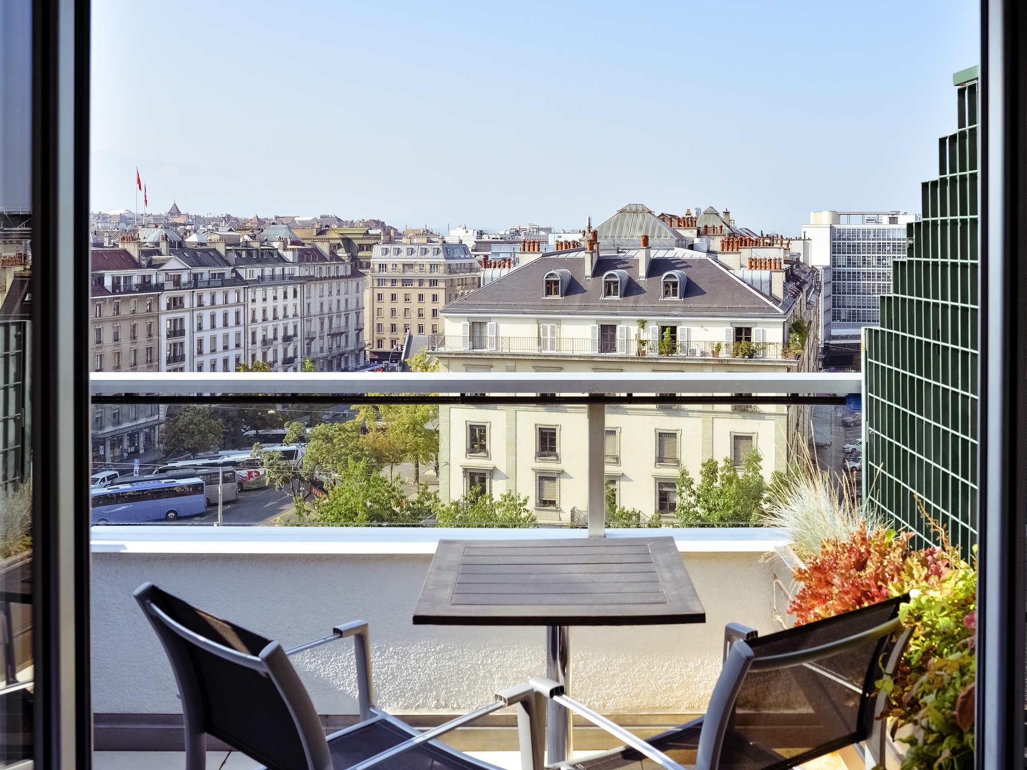 Otel – Aparthotel Adagio Geneve Mont Blanc