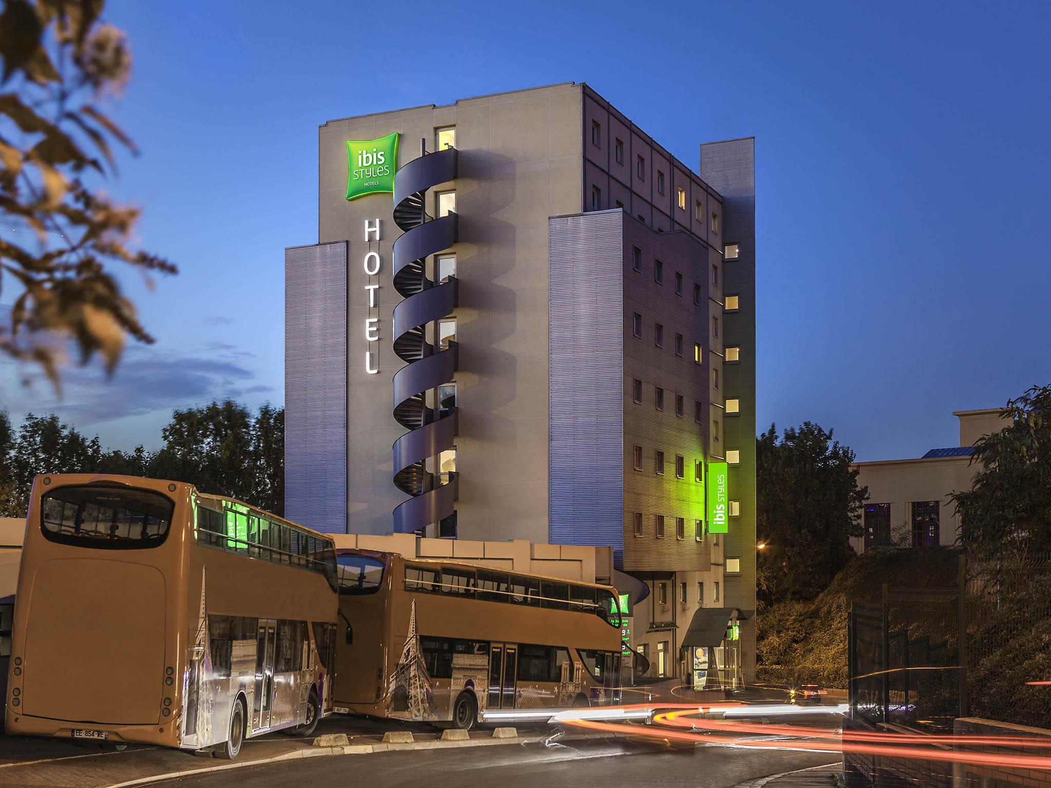 โรงแรม – ibis Styles Paris Saint-Ouen
