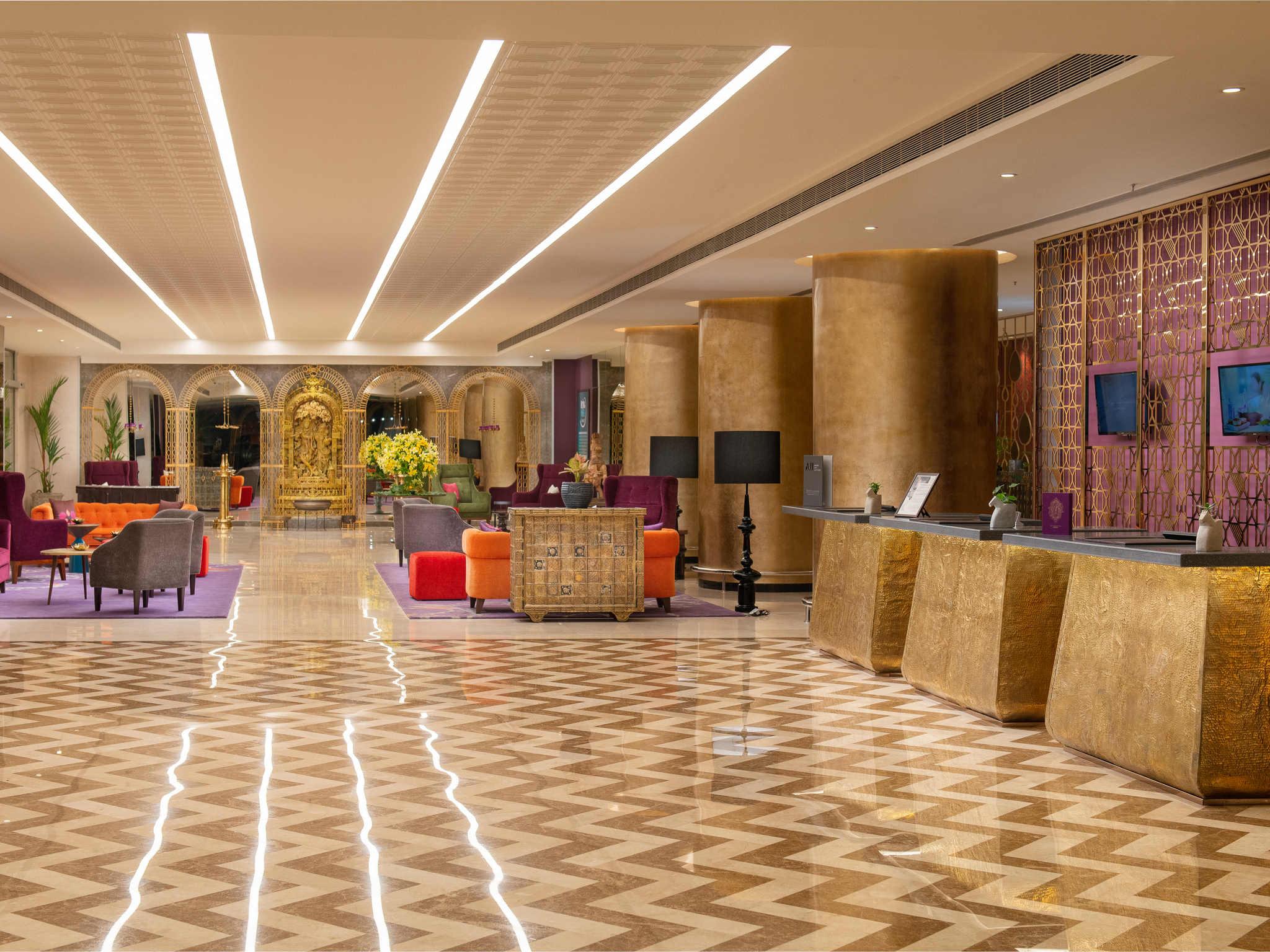 Отель — Grand Mercure Бангалор в ТЦ Gopalan (открытие в январе 2019 г.)