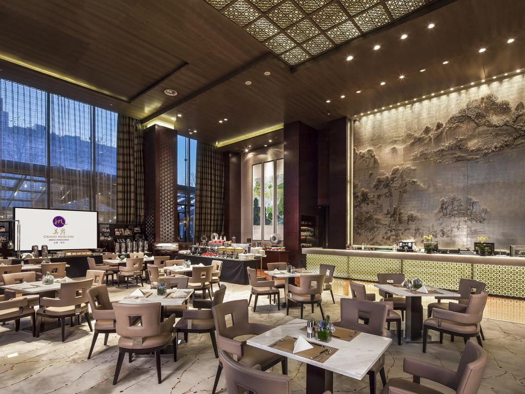 Hotel In Beijing Grand Mercure Beijing Dongcheng Accor
