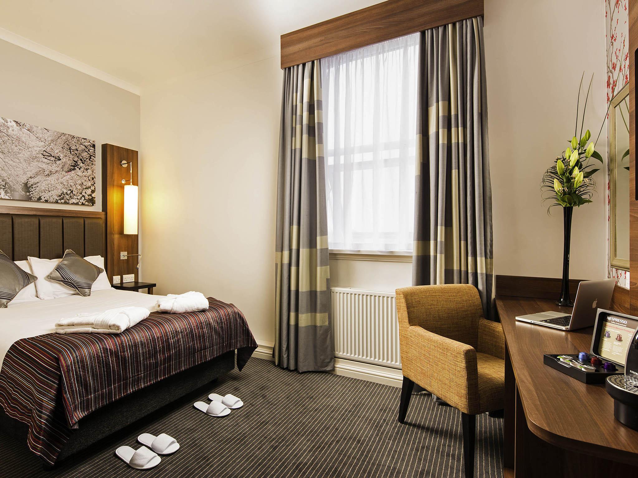 โรงแรม – Mercure Darlington Kings Hotel