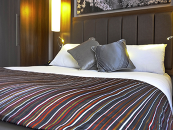 Rooms - Mercure Darlington Kings Hotel