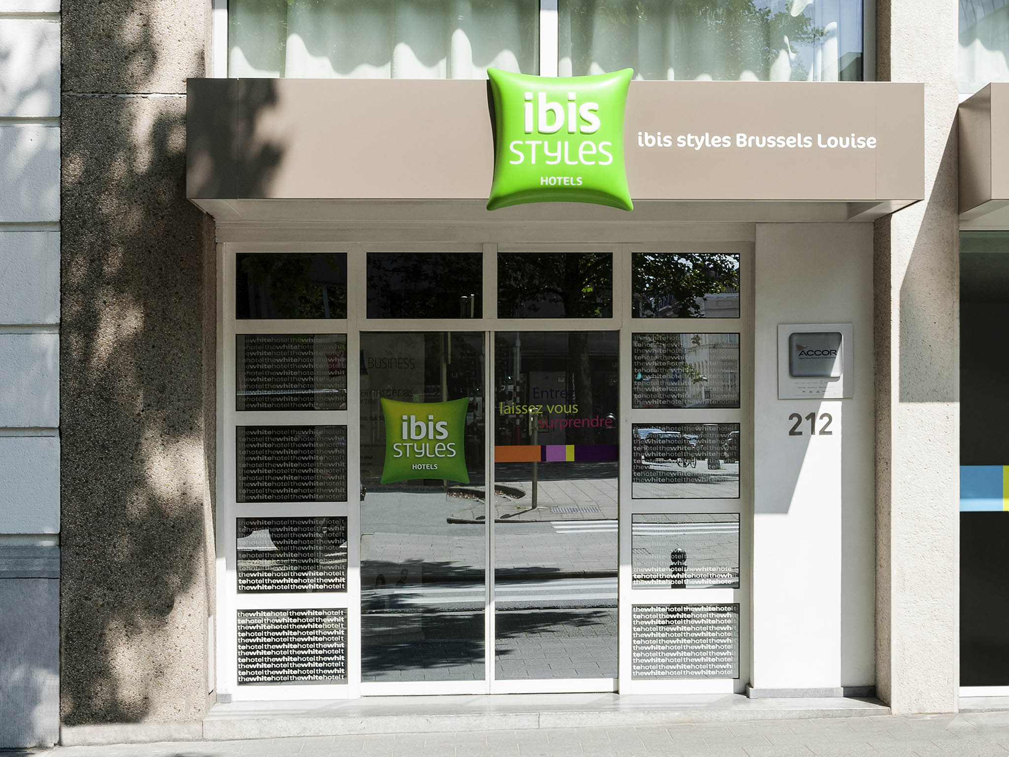 Hotel a brussels ibis styles brussels louise