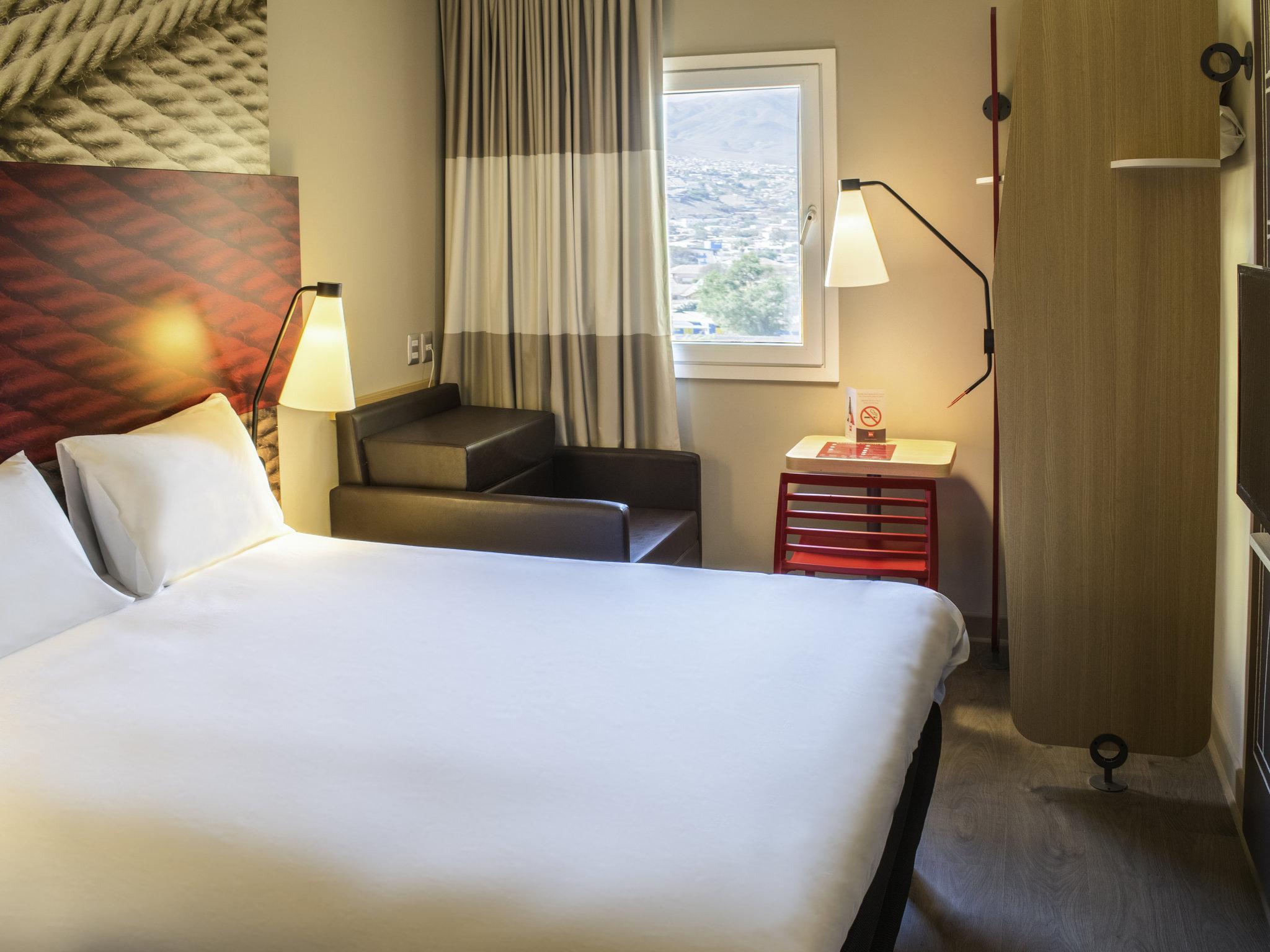 โรงแรม – ibis Copiapo