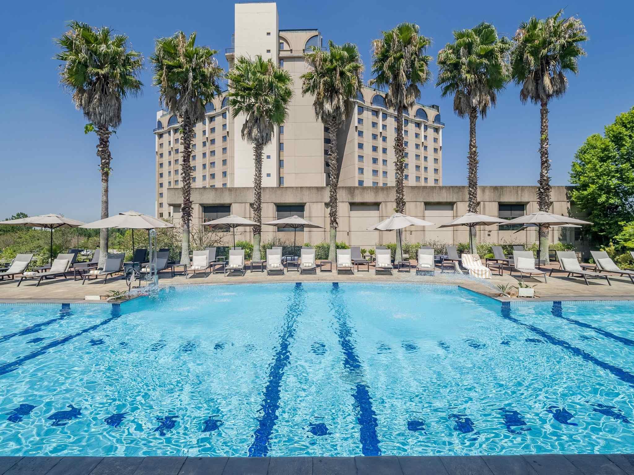 酒店 – 铂尔曼圣保罗瓜鲁柳斯机场
