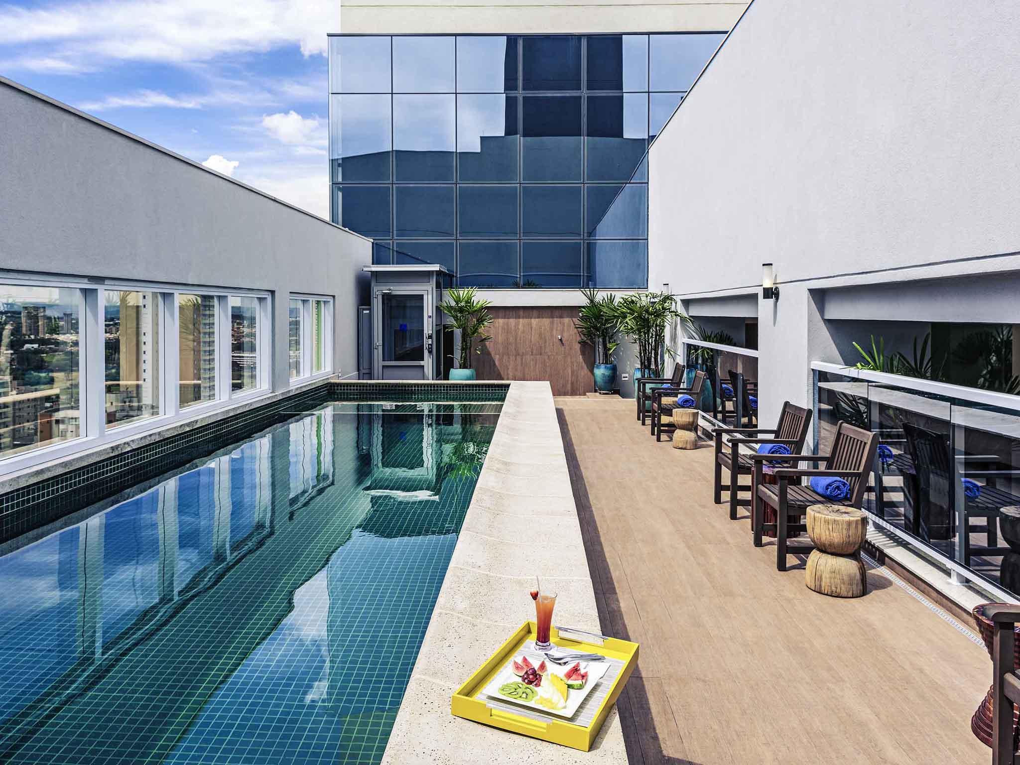 โรงแรม – Mercure Ribeirão Preto Hotel