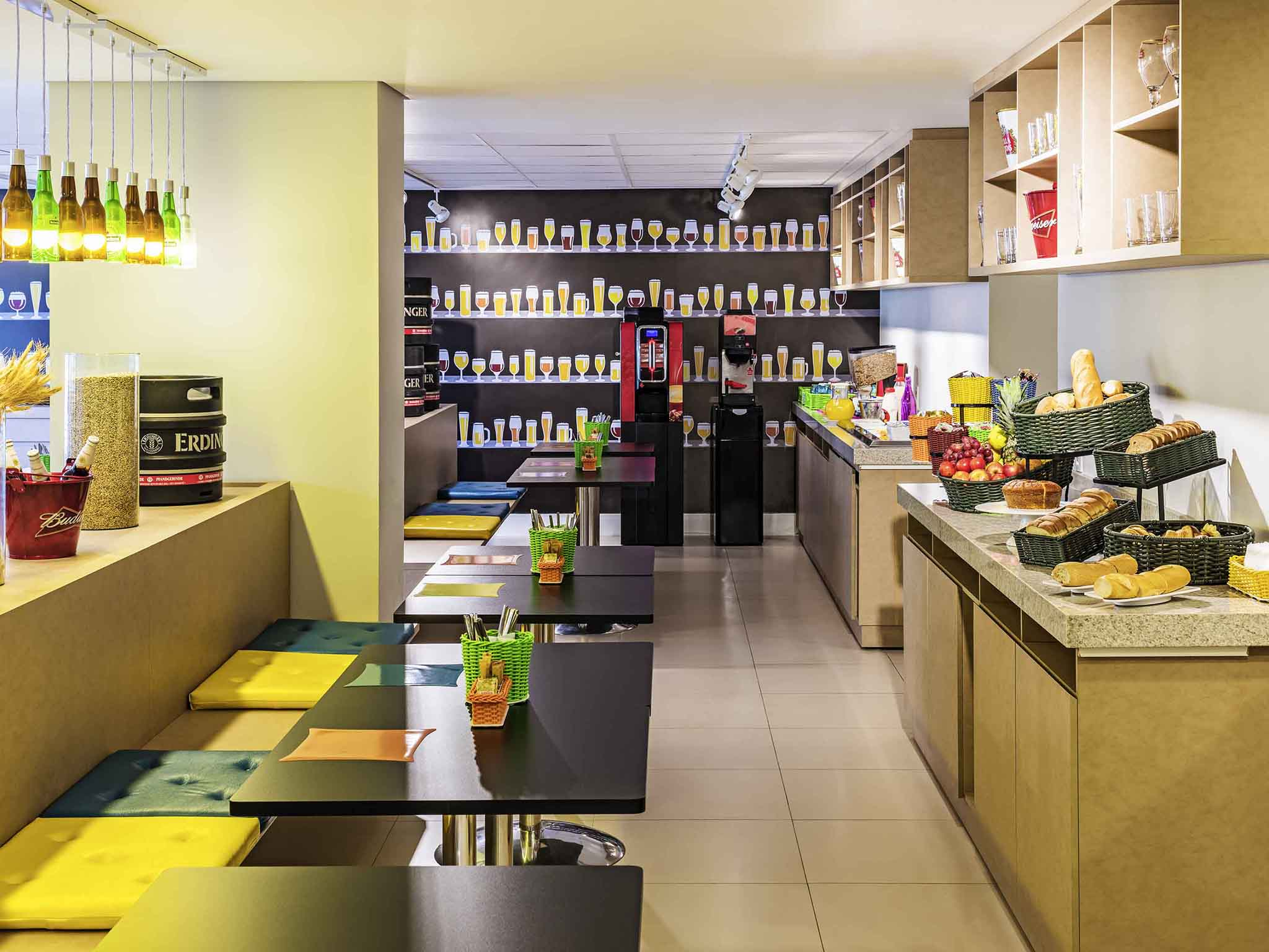Hotel – ibis Styles Ribeirao Preto
