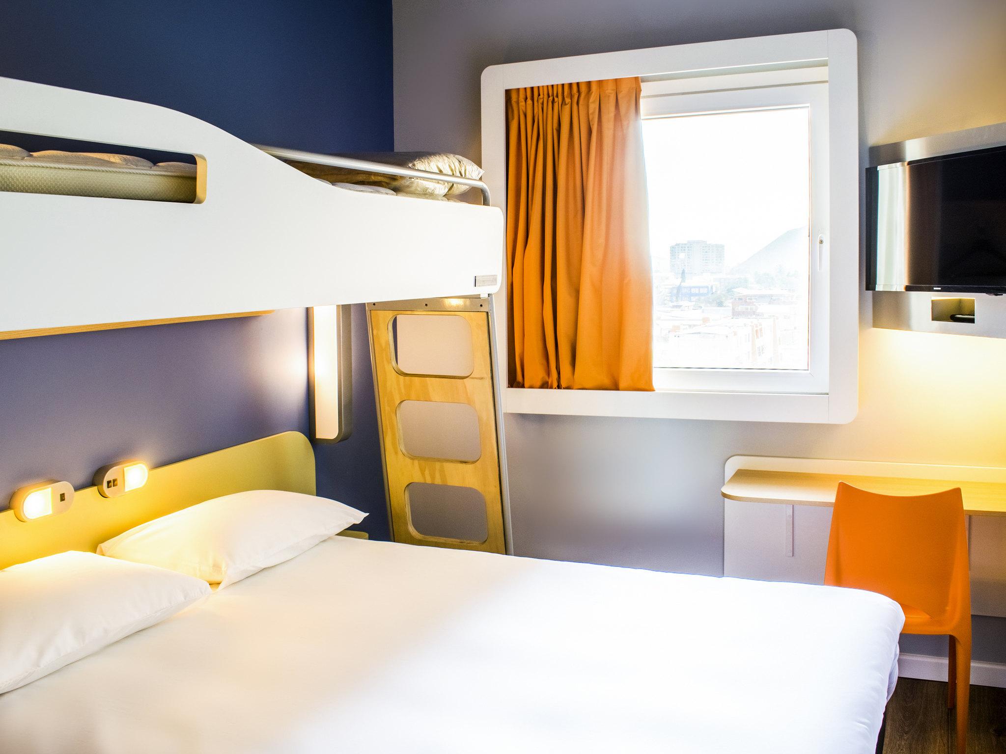 โรงแรม – ibis budget Copiapo