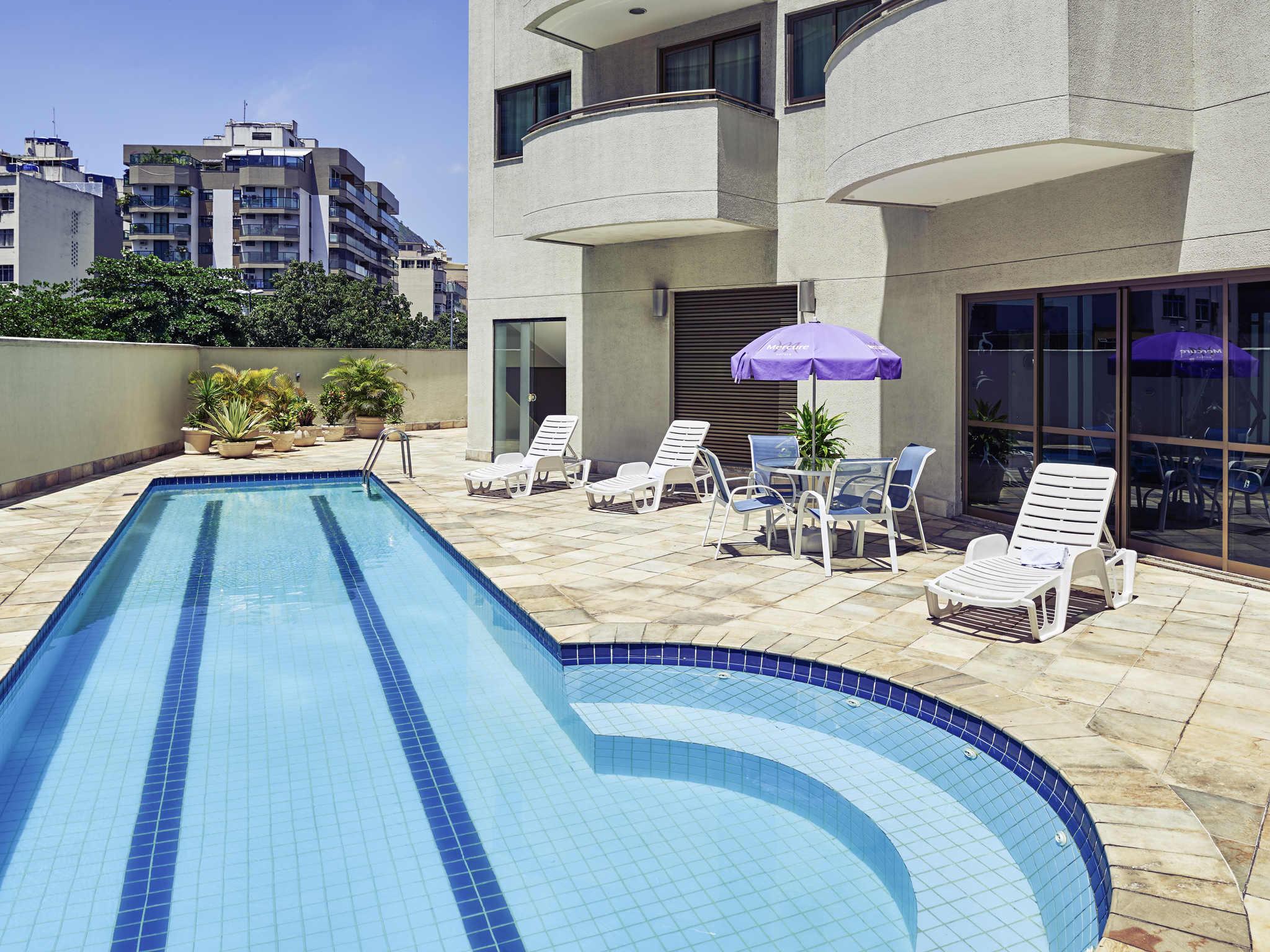 38fce7338f ... Hotel - Mercure Rio de Janeiro Botafogo Mourisco Hotel ...