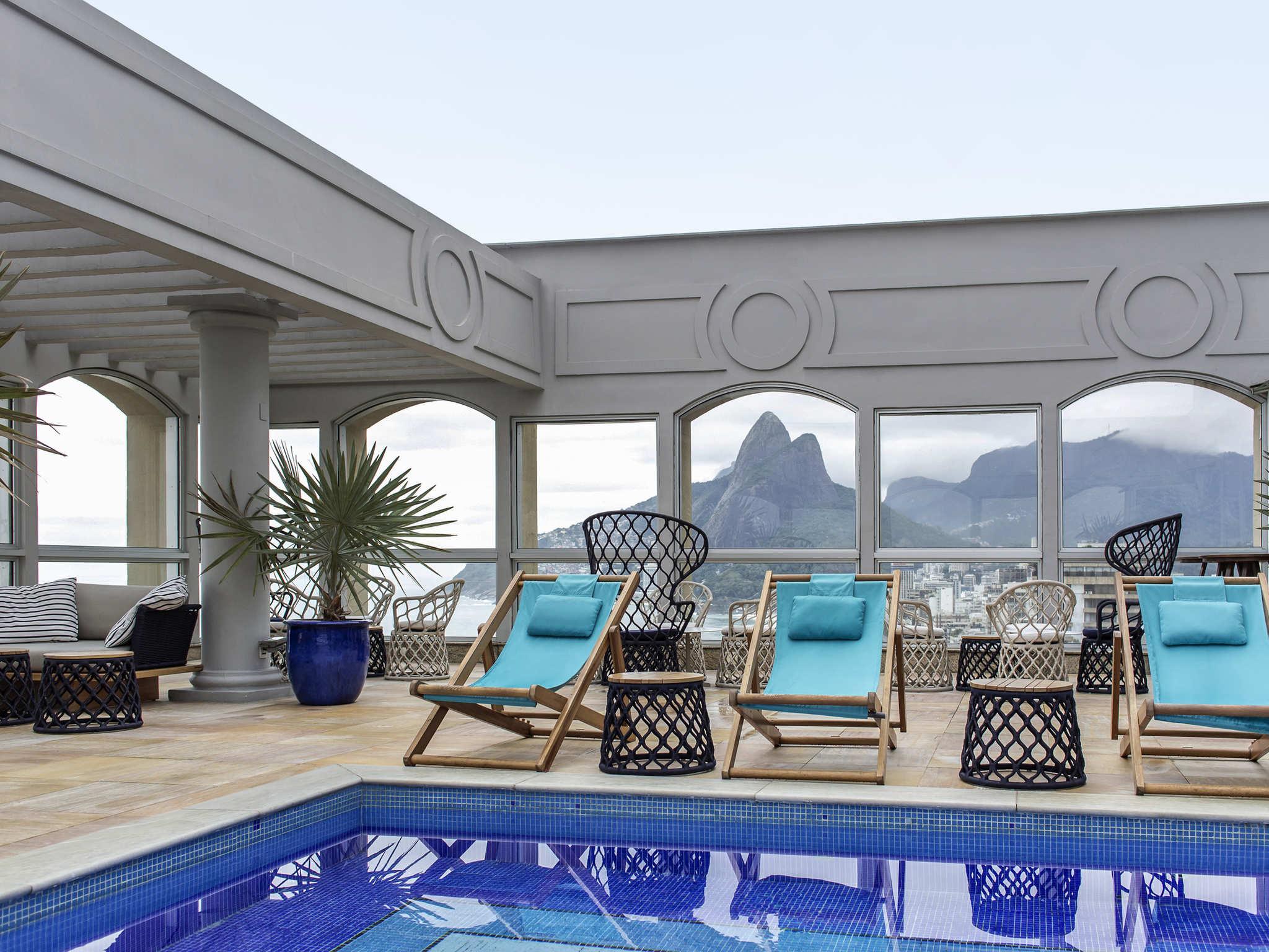 Отель — Sofitel Рио-де-Жанейро Ипанема