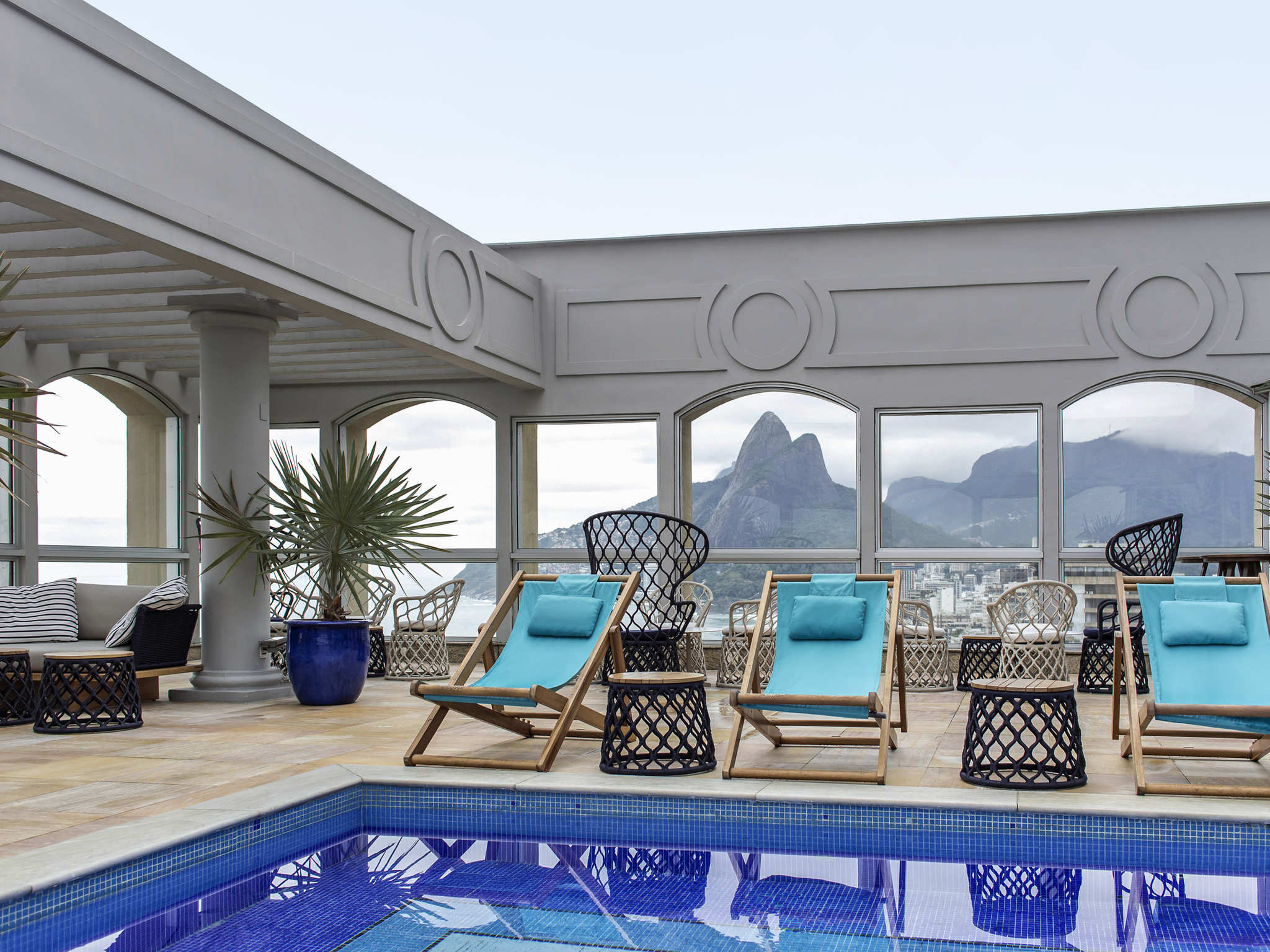 Hotell – Sofitel Rio de Janeiro Ipanema