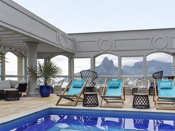 Sofitel Rio de Janeiro Ipanema ex Caesar Park