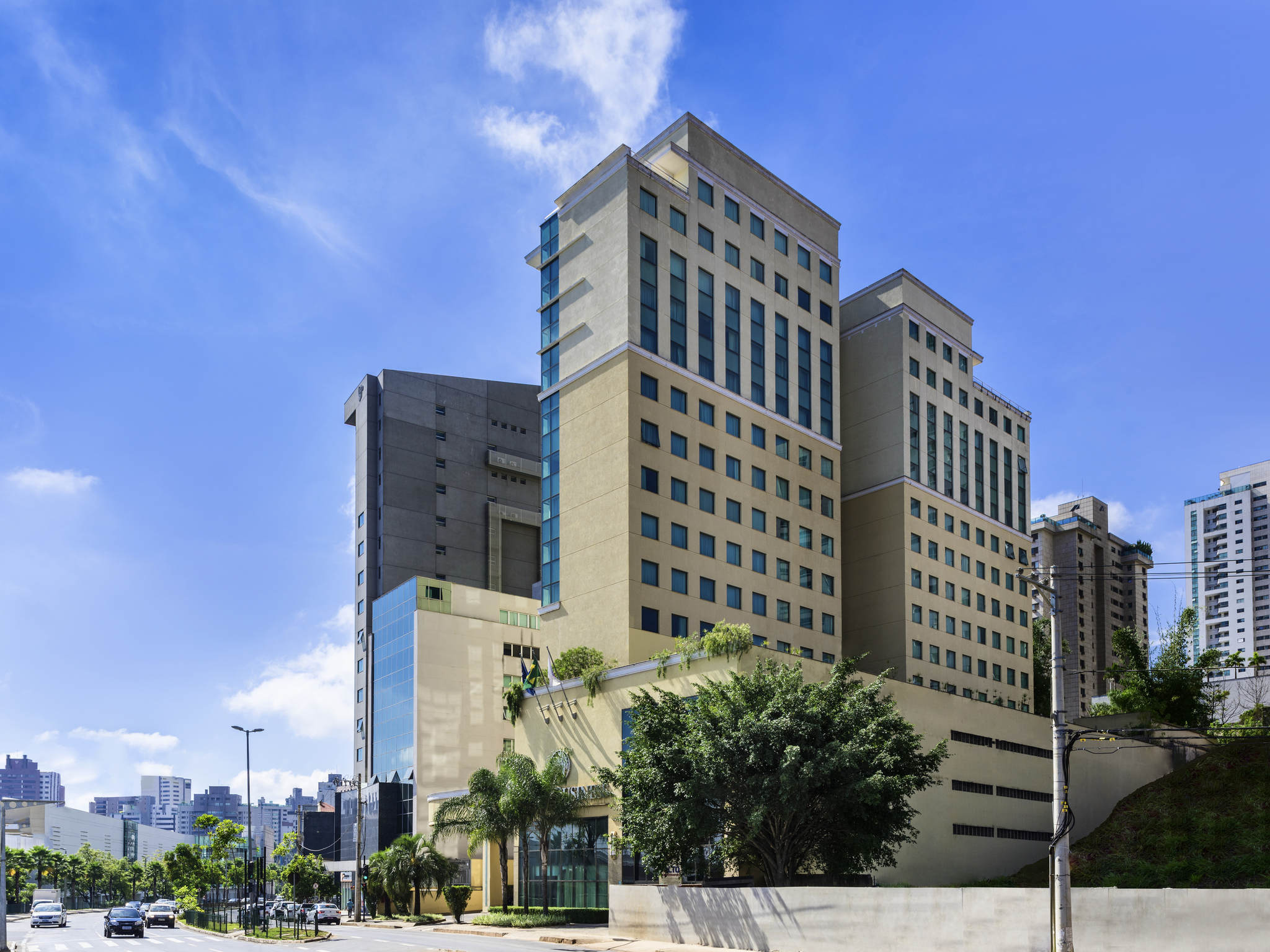 Hotell – Caesar Business Belo Horizonte Belvedere