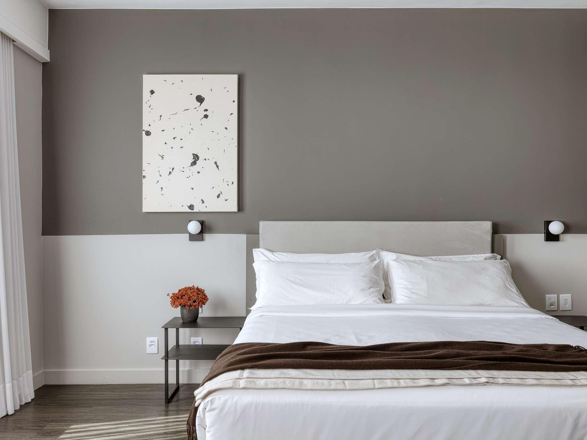Отель — Caesar Business Belo Horizonte Belvedere