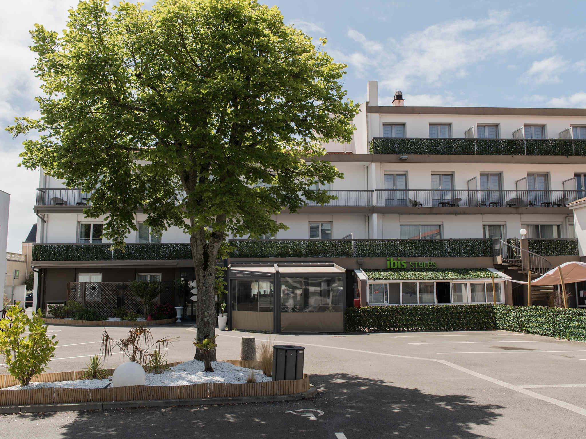 Отель — ibis Styles Saint-Gilles-Croix-de-Vie