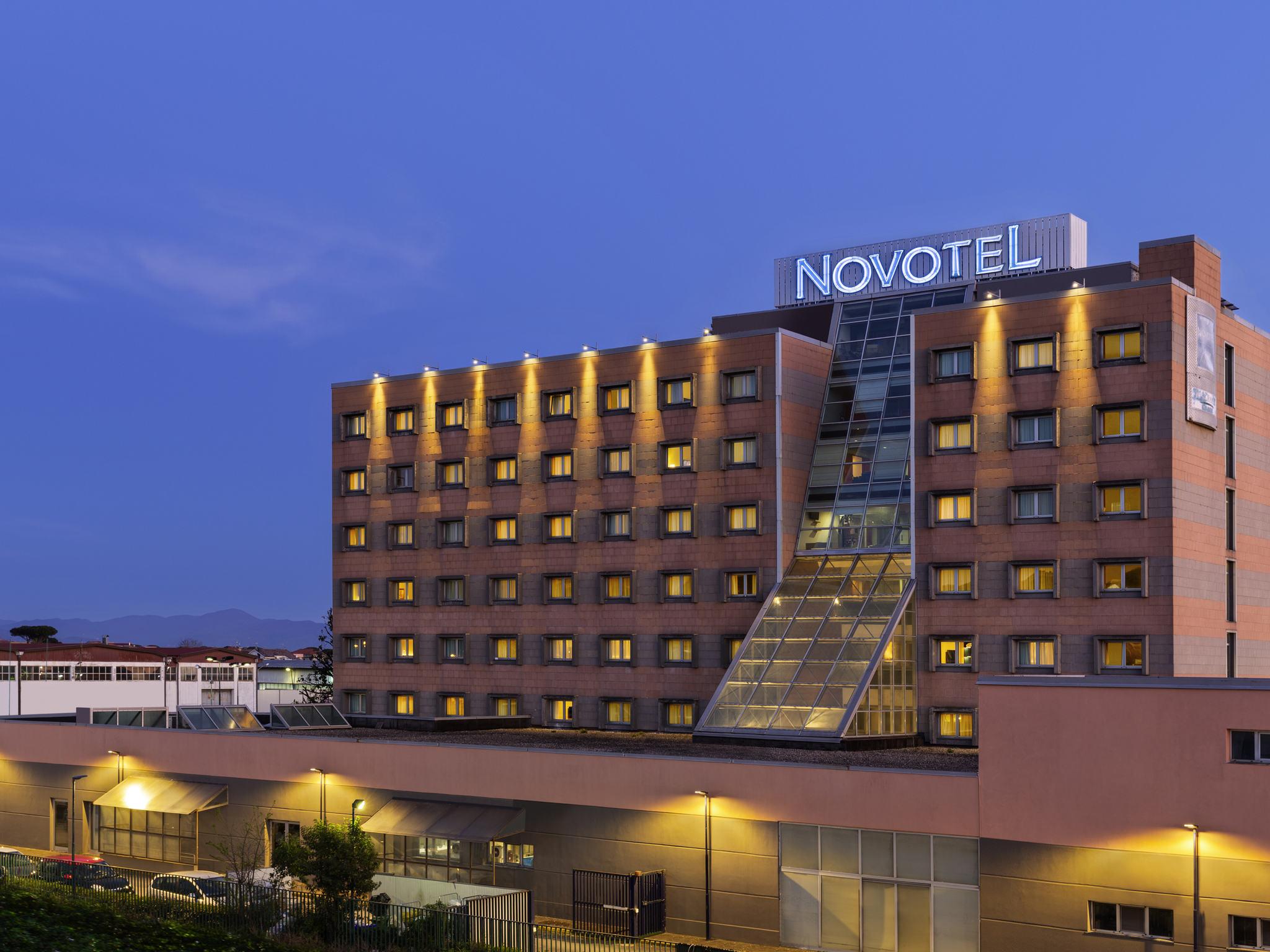โรงแรม – Novotel Caserta Sud
