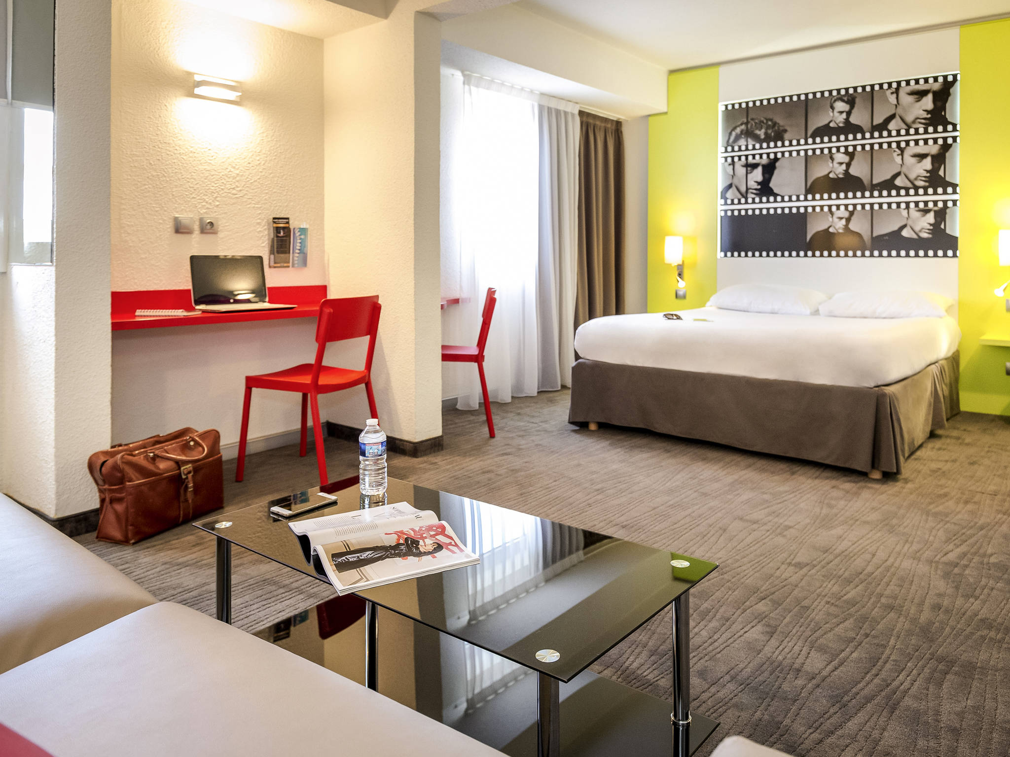 โรงแรม – ibis Styles Cannes Le Cannet