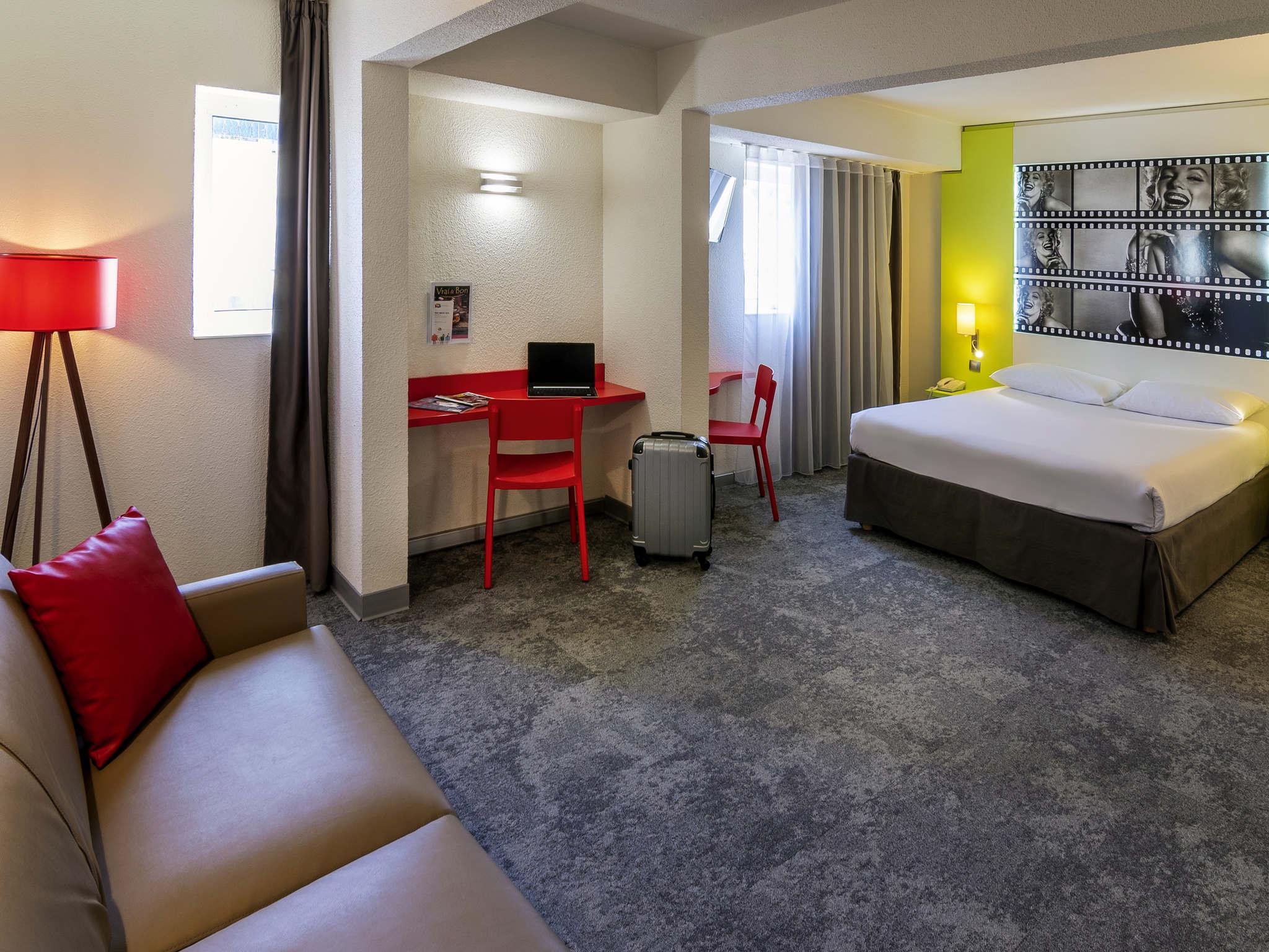 Отель — ibis Styles Cannes Le Cannet