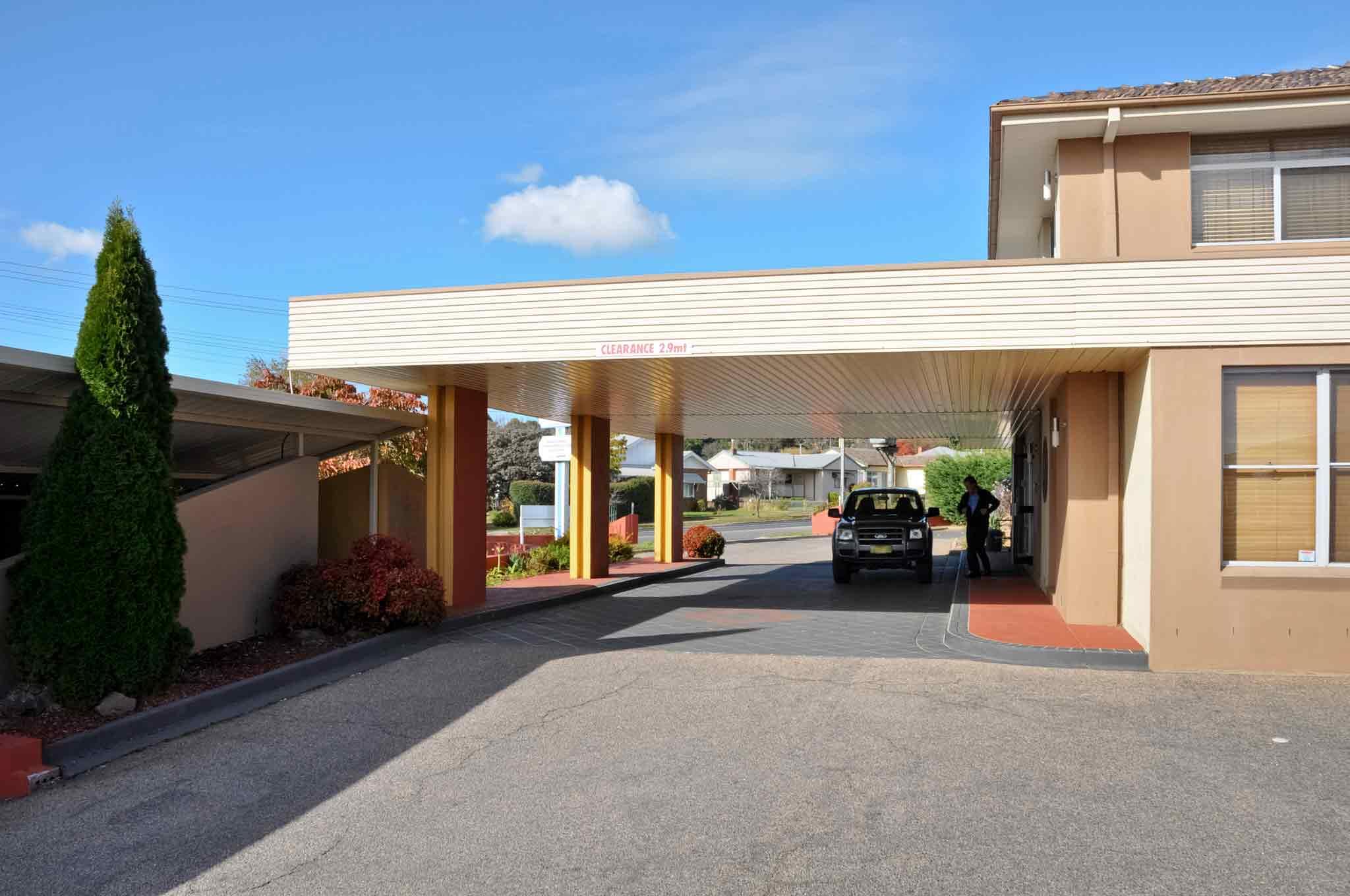 โรงแรม – ibis Styles Orange