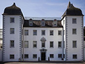 Mercure Peebles Barony Castle Hotel