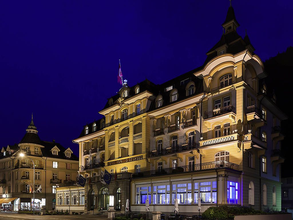 Hotel Royal St Georges Interlaken MGallery