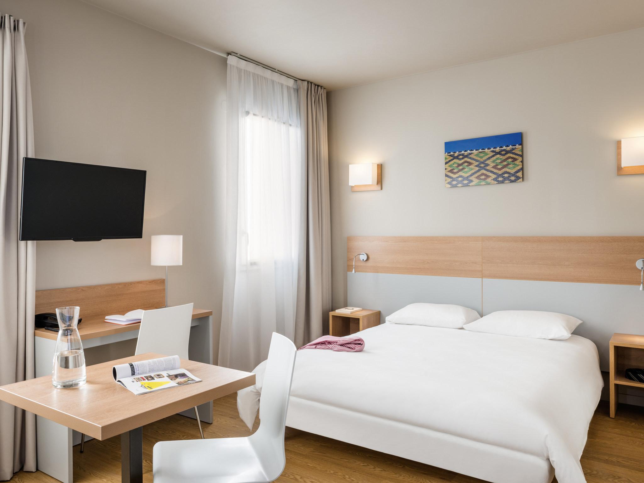 호텔 – Aparthotel Adagio access Dijon République