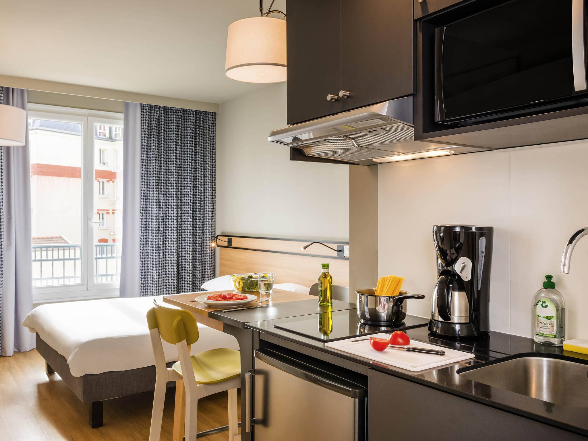 호텔 – Aparthotel Adagio access La Défense Puteaux