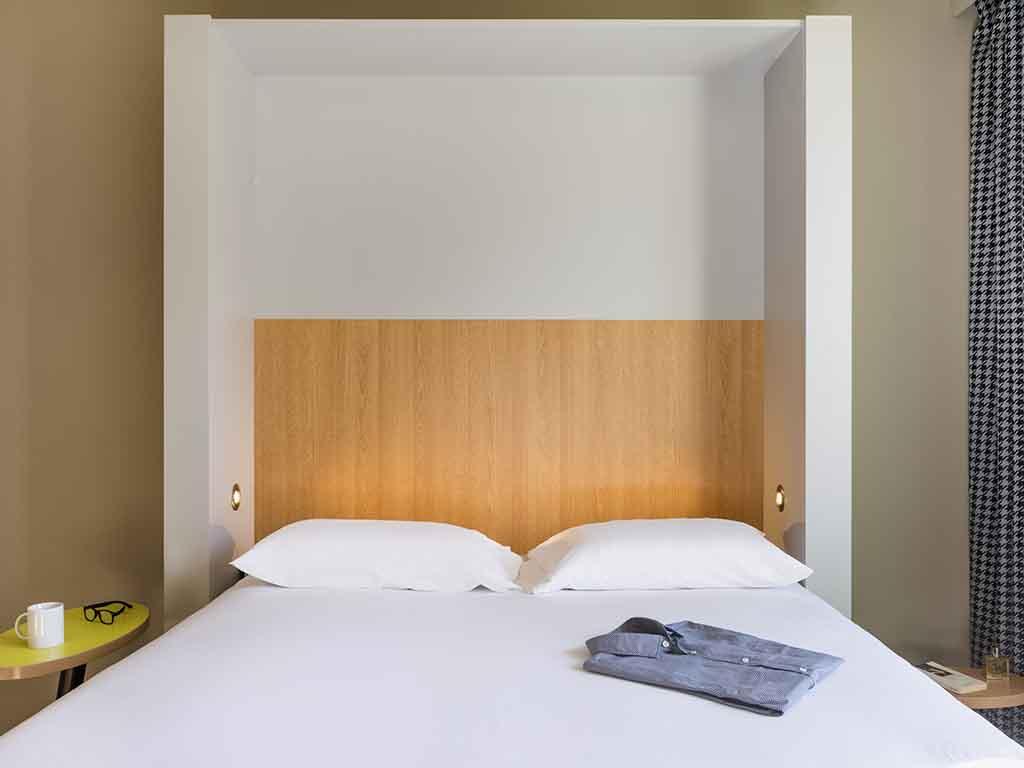 Studio für 2 Personen mit Doppelbett