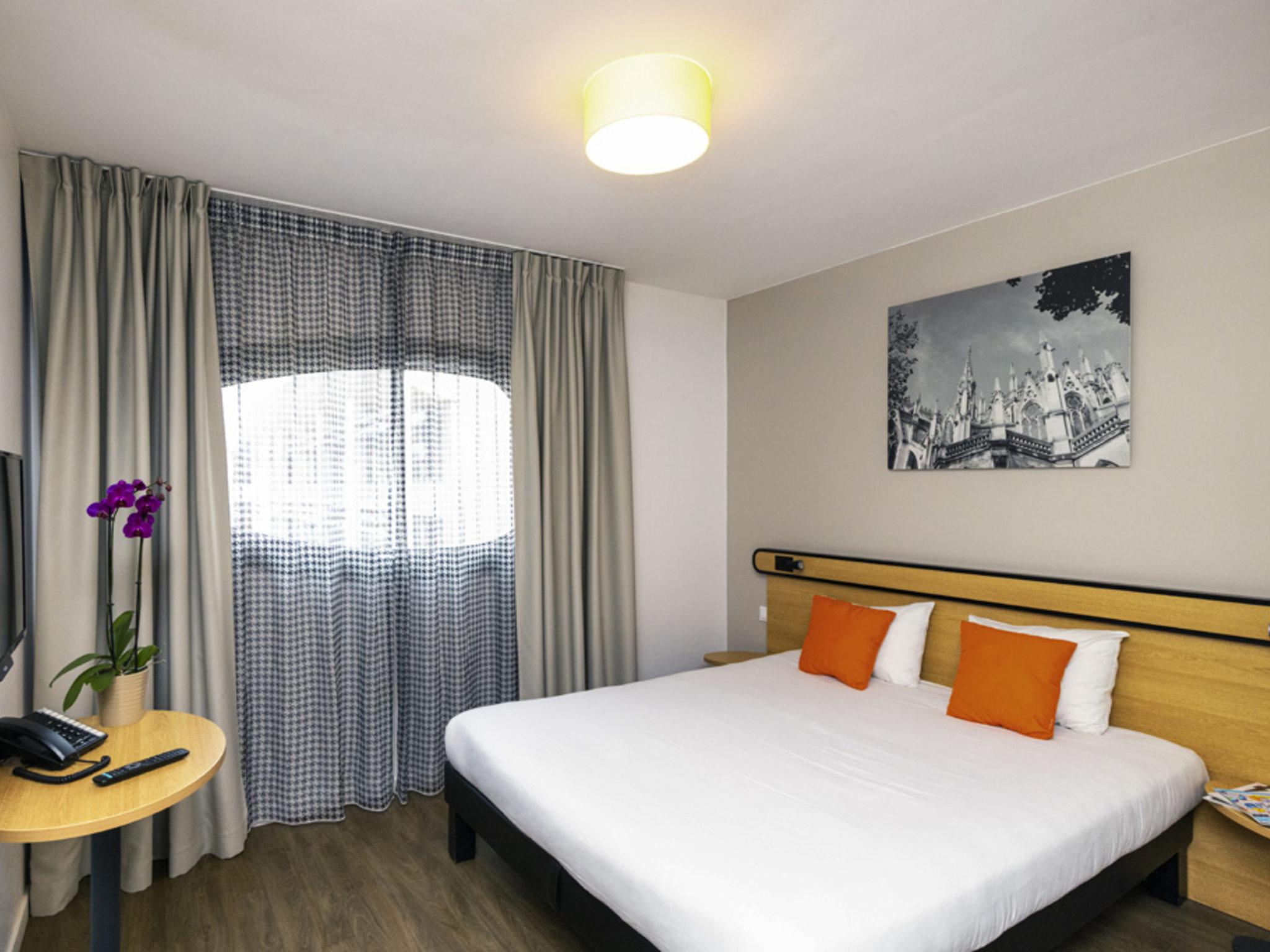 Отель — Aparthotel Adagio access Nancy Centre