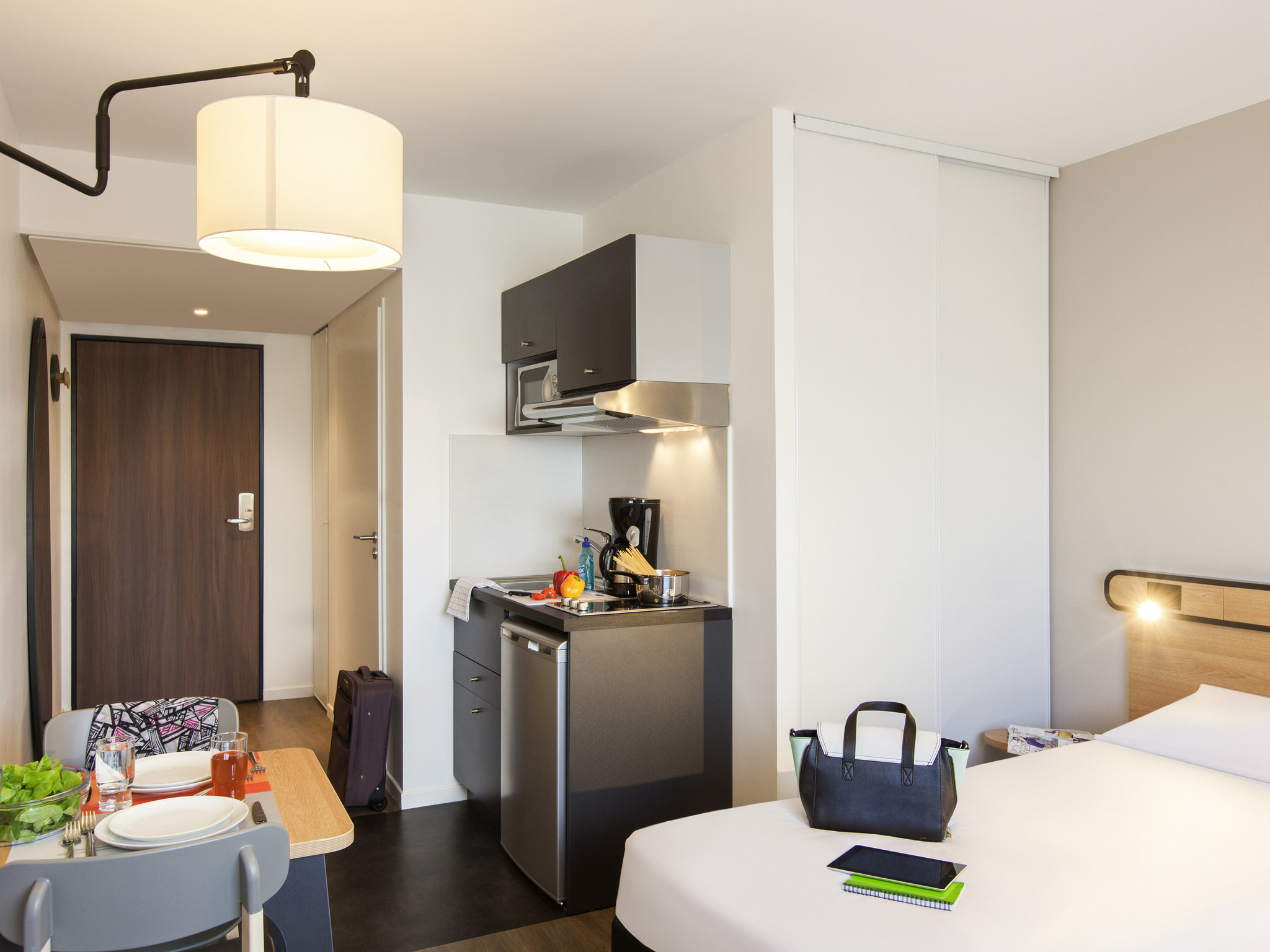 호텔 – Aparthotel Adagio access Nancy Centre