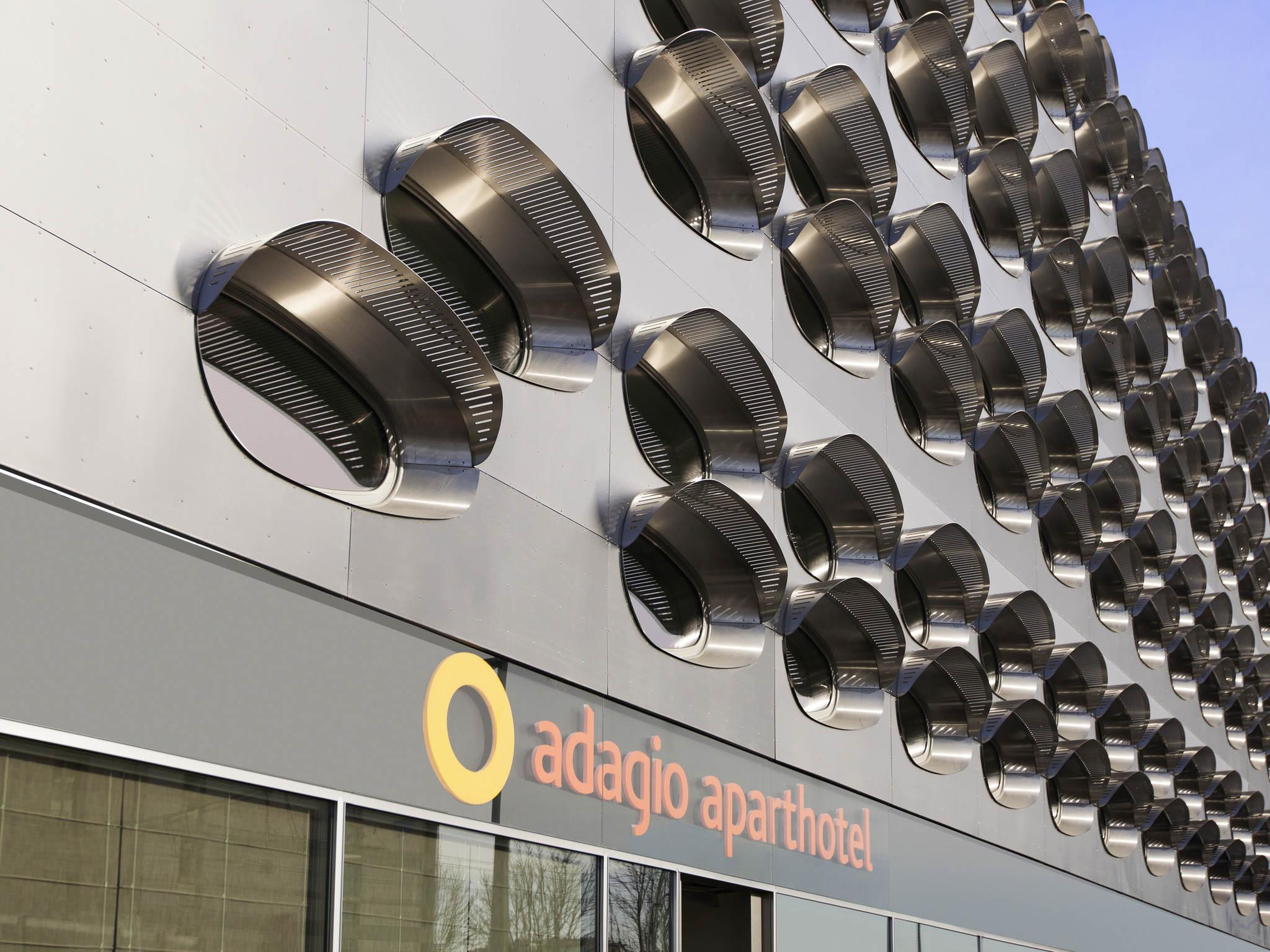 호텔 – Aparthotel Adagio access Nancy Centre