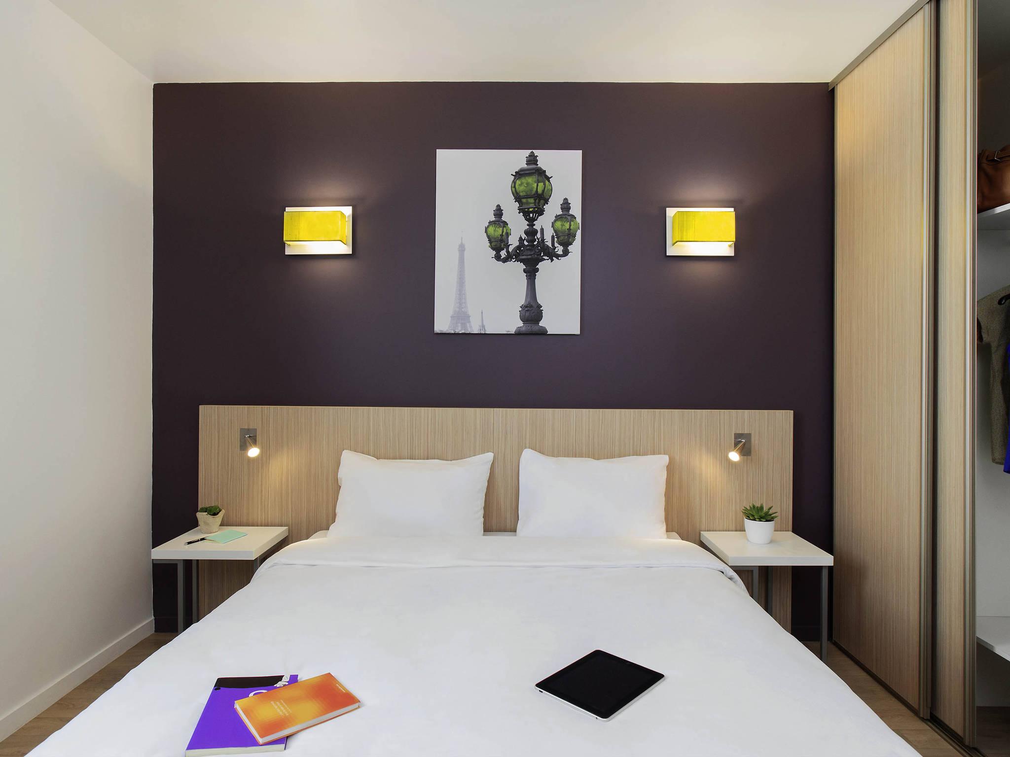Hotel in CLICHY Aparthotel Adagio access Paris Clichy