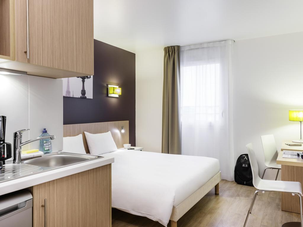 Superior-Studio für 2 Personen mit einem Doppelbett