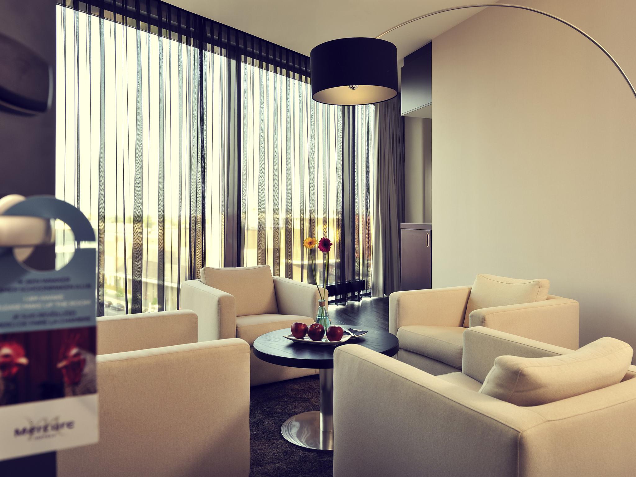 酒店 – 阿默斯福特中心美居酒店