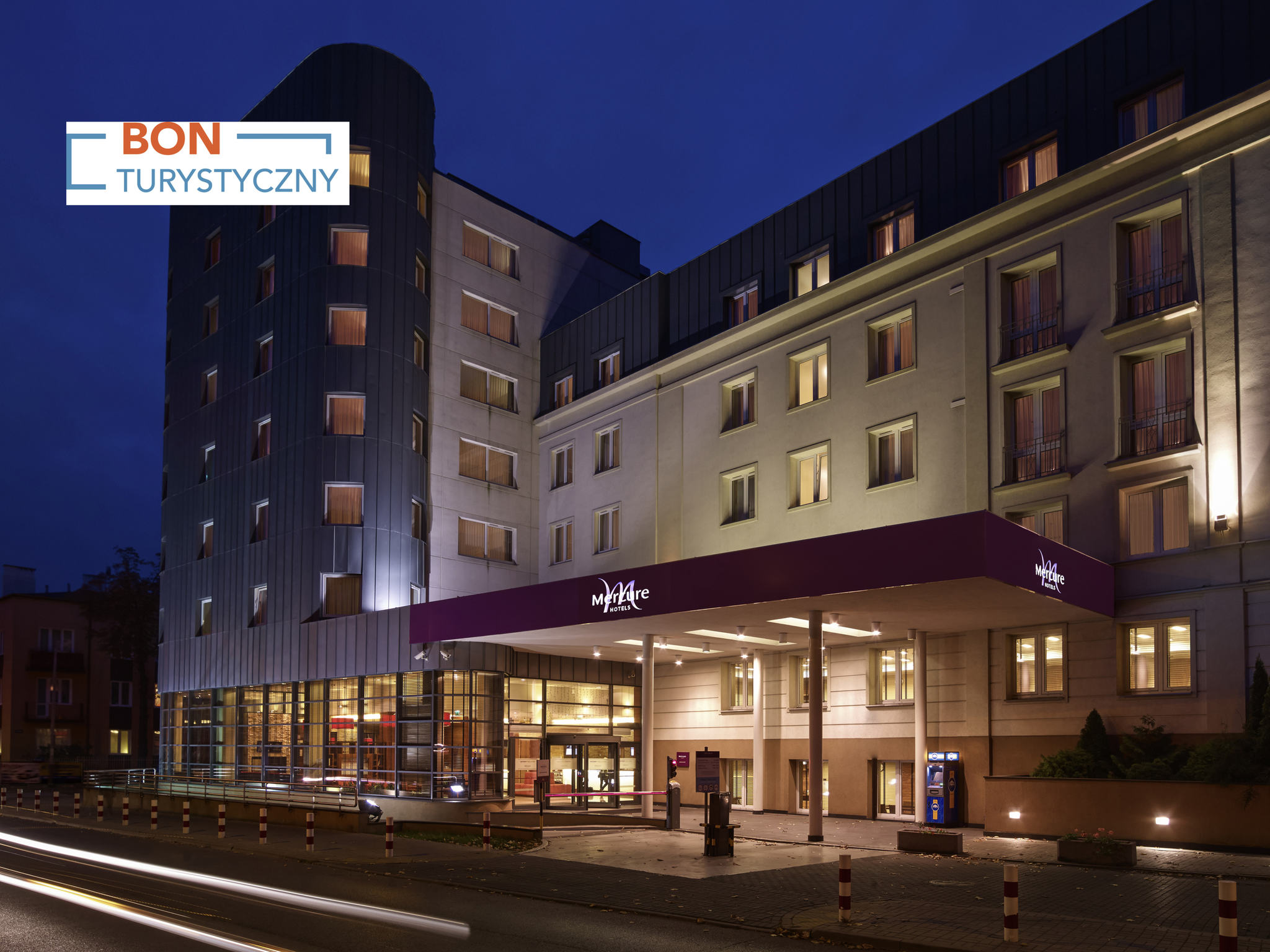 فندق - Hotel Mercure Warszawa Airport