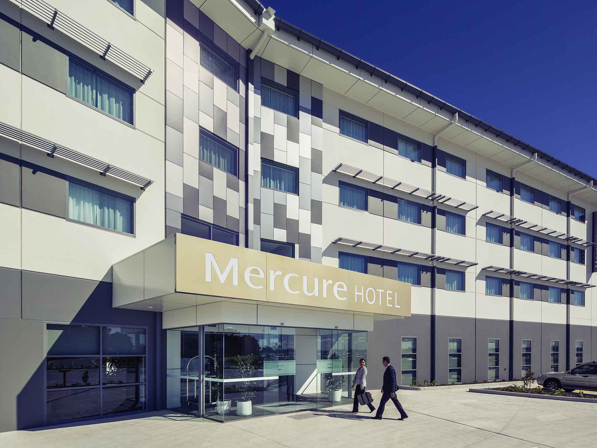 โรงแรม – Mercure Newcastle Airport