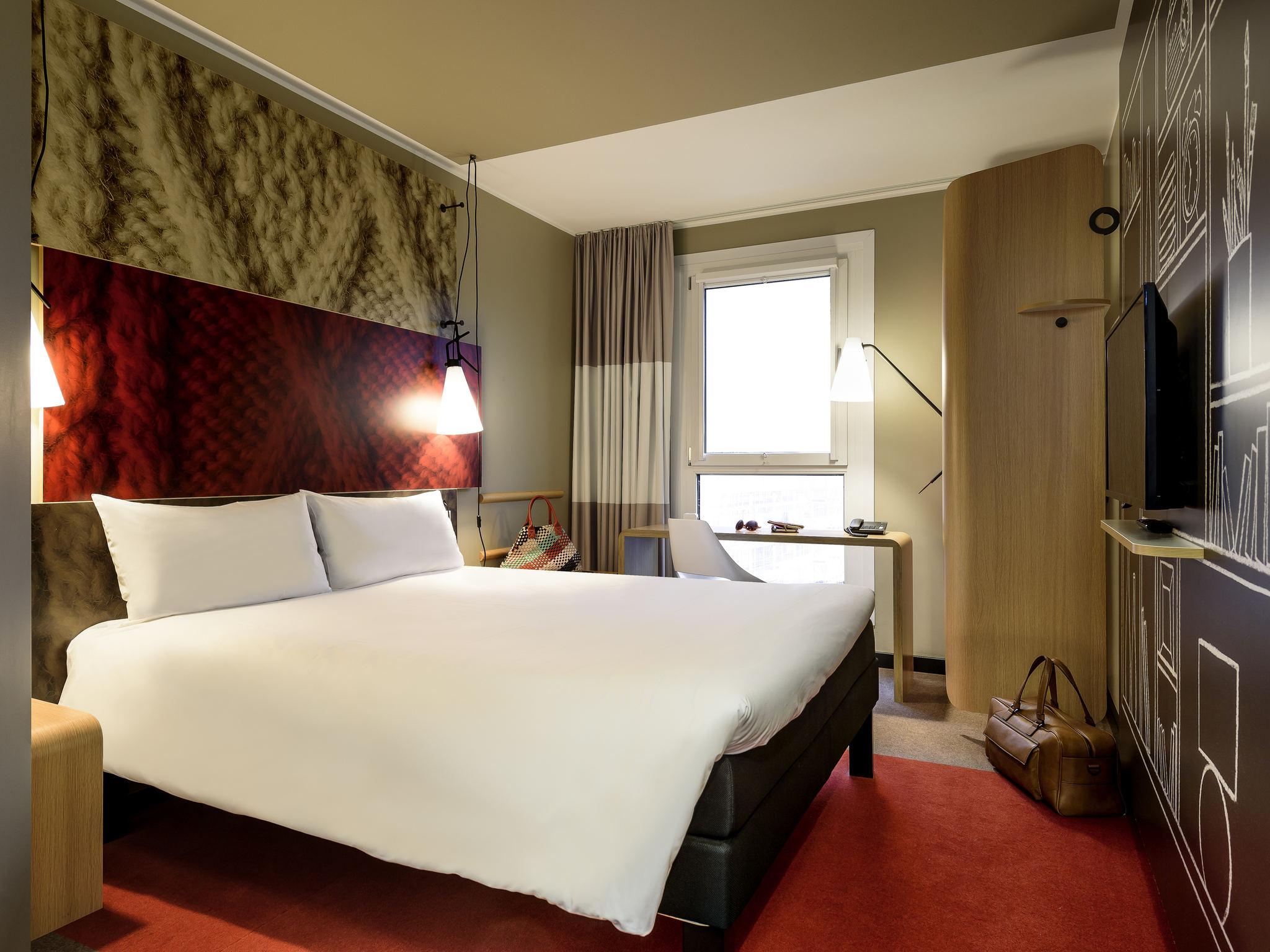 โรงแรม – ibis Leipzig City