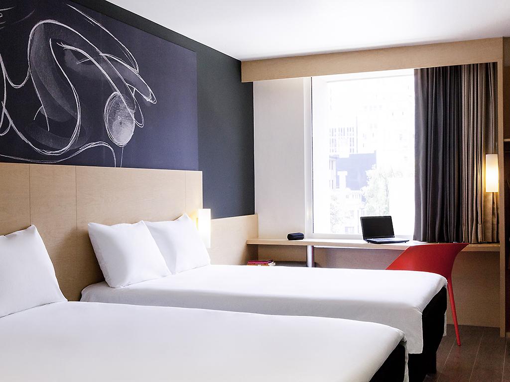 Hoteles económicos Mexico City - ibis Mexico Alameda