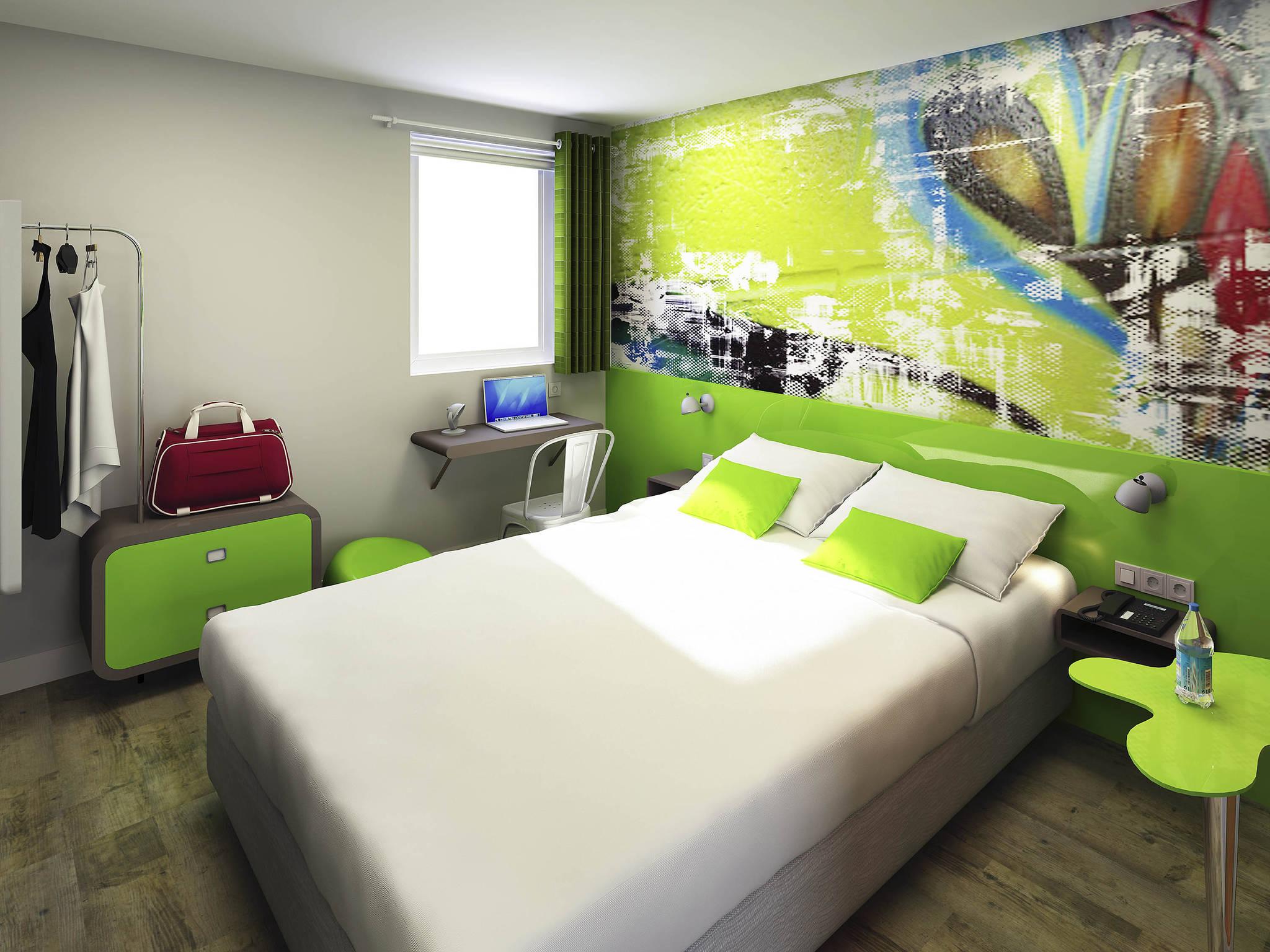 Hotell – ibis Styles Lyon Villeurbanne