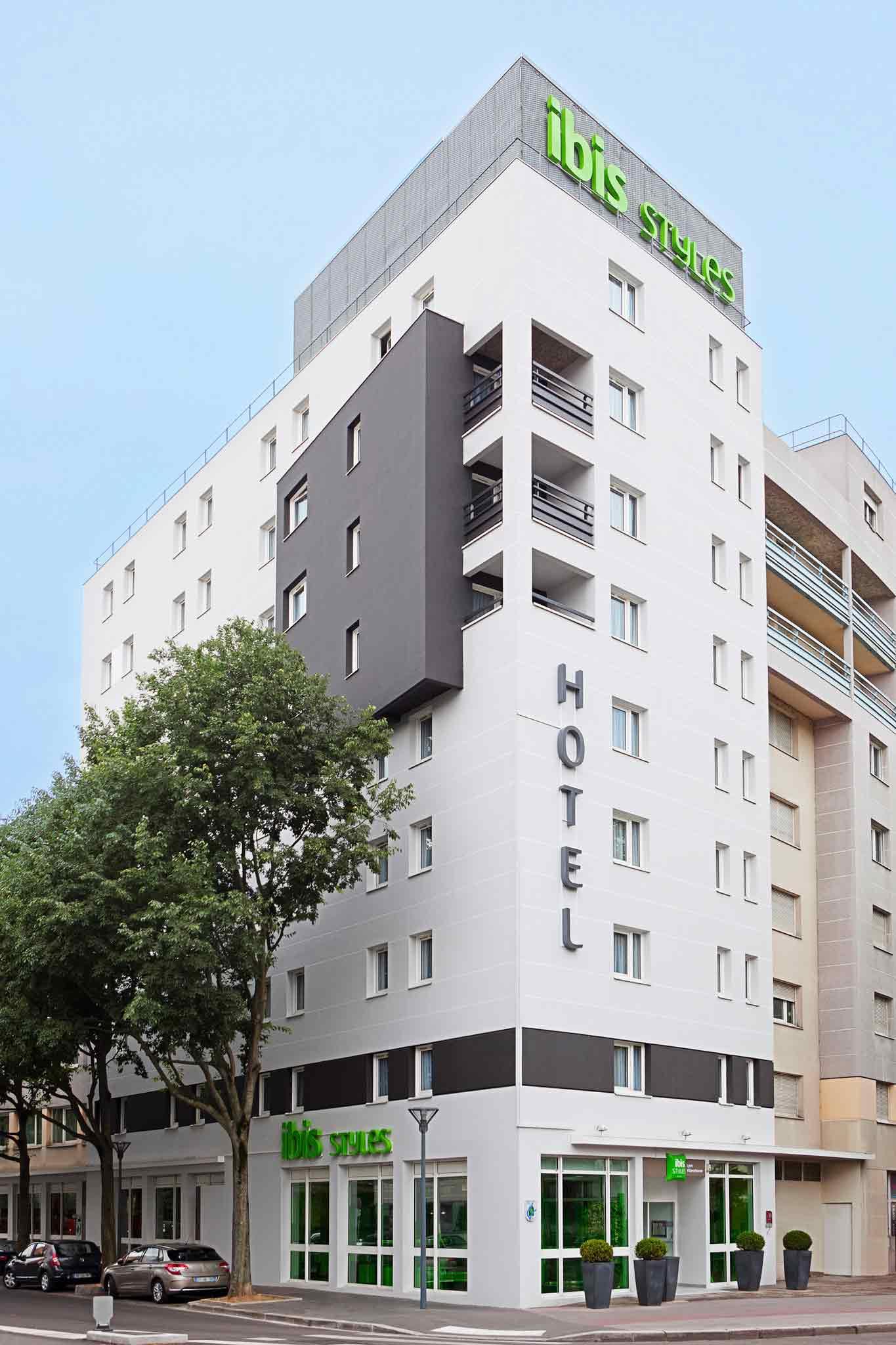 Hotel De Ville Villeurbanne