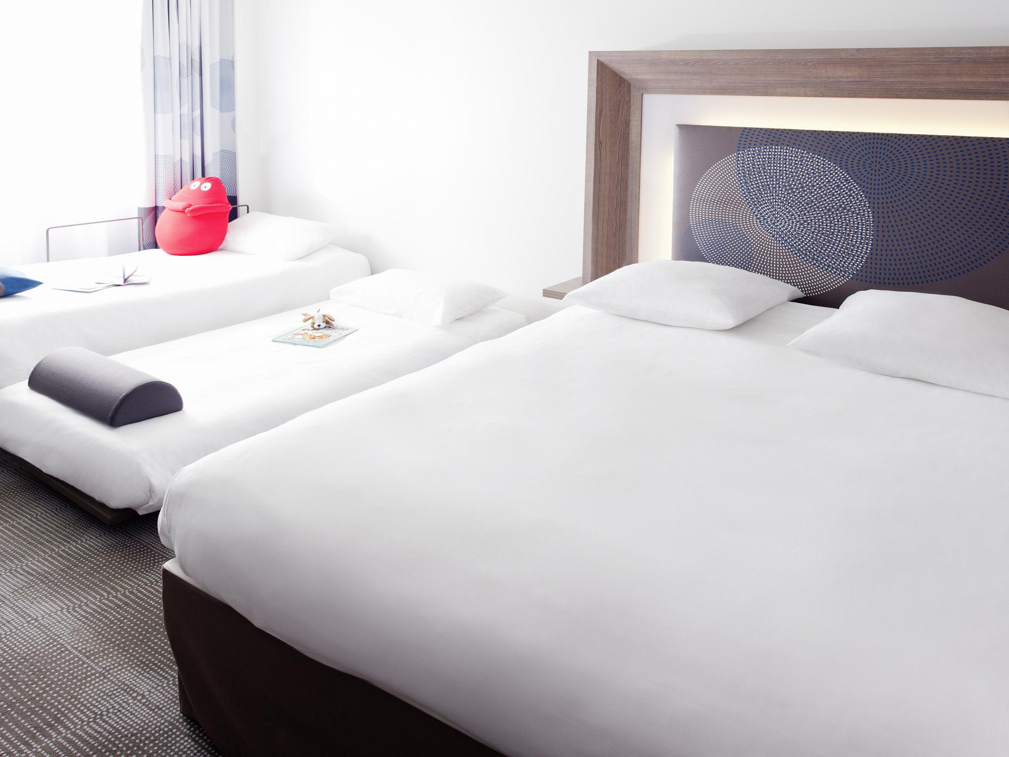 Hotel – Novotel Marselha Centro Prado