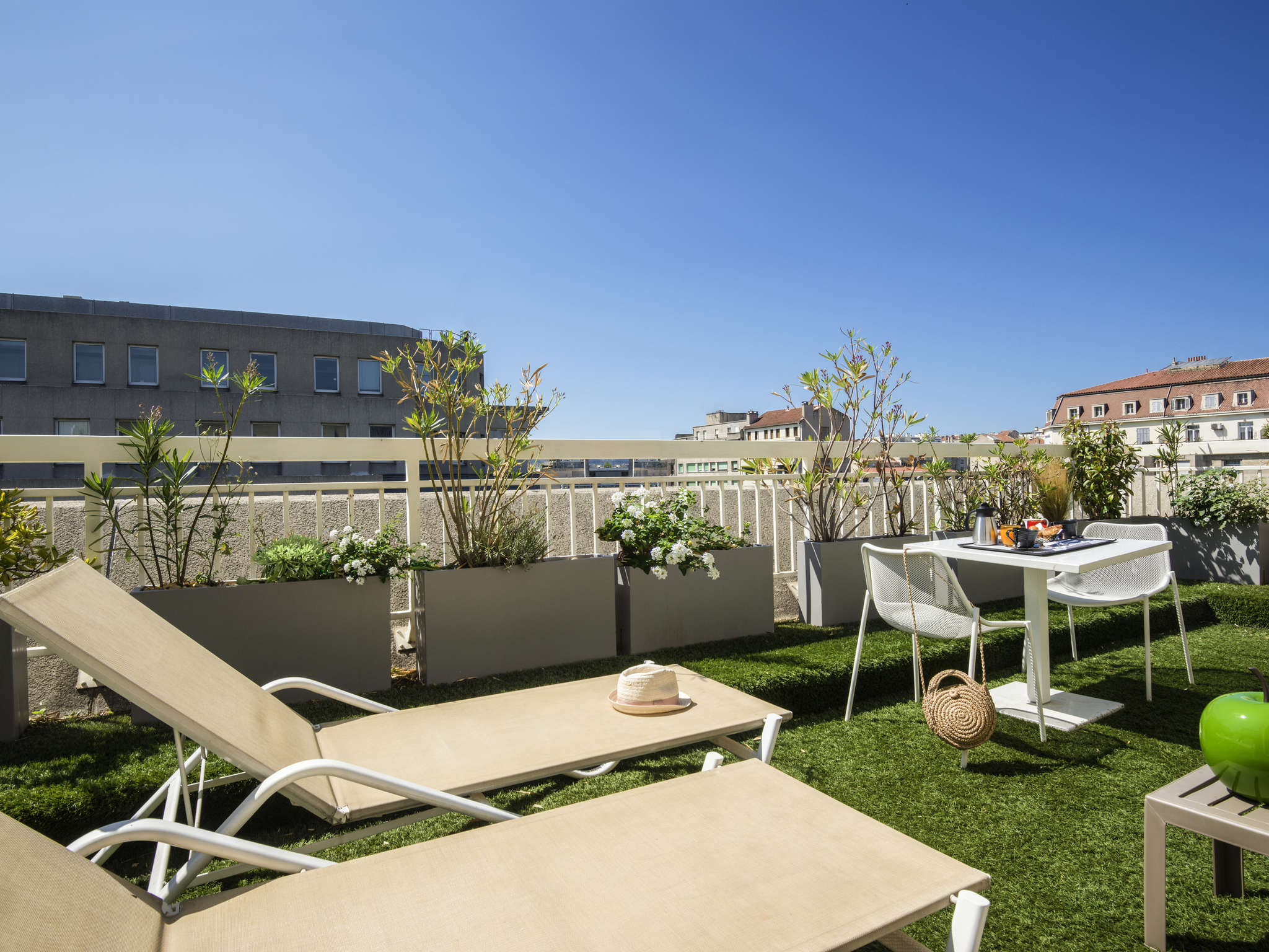 Hotel – Novotel Marsella Centro Prado
