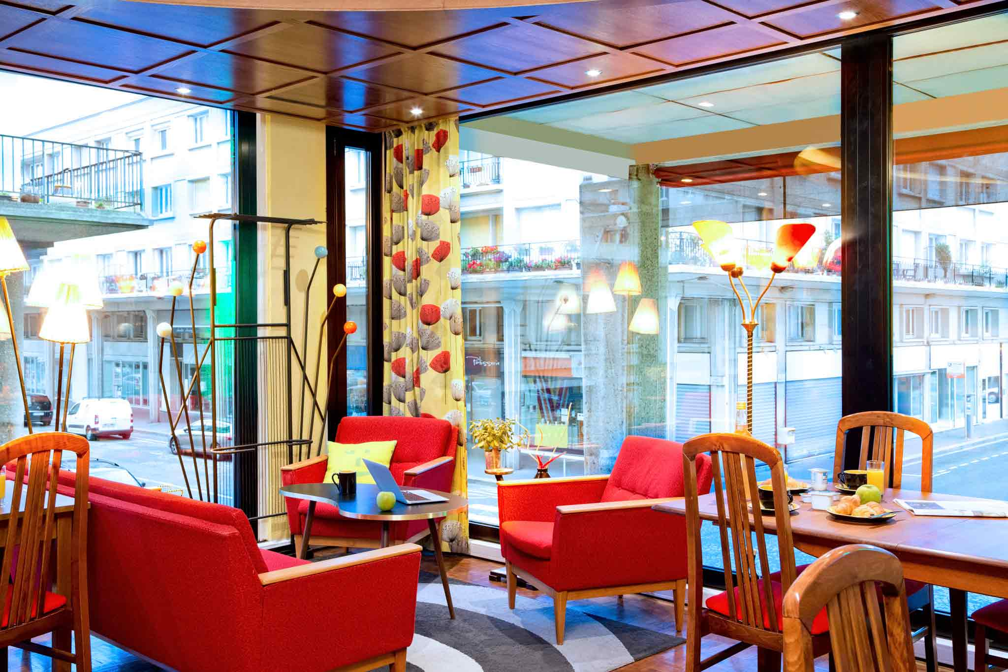 Otel – ibis Styles Le Havre Centre Auguste Perret