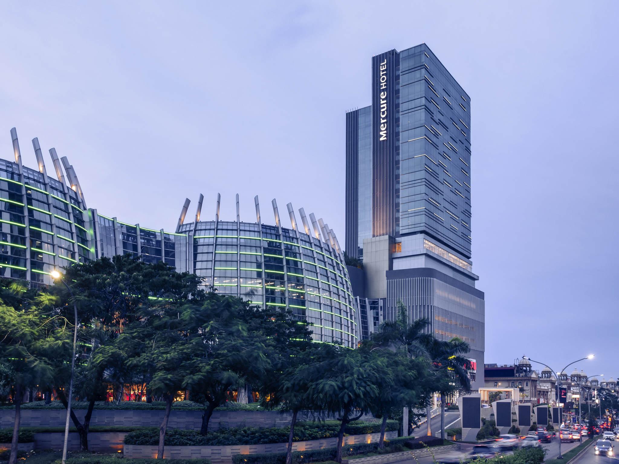 Hotel – Mercure Jakarta Pantai Indah Kapuk