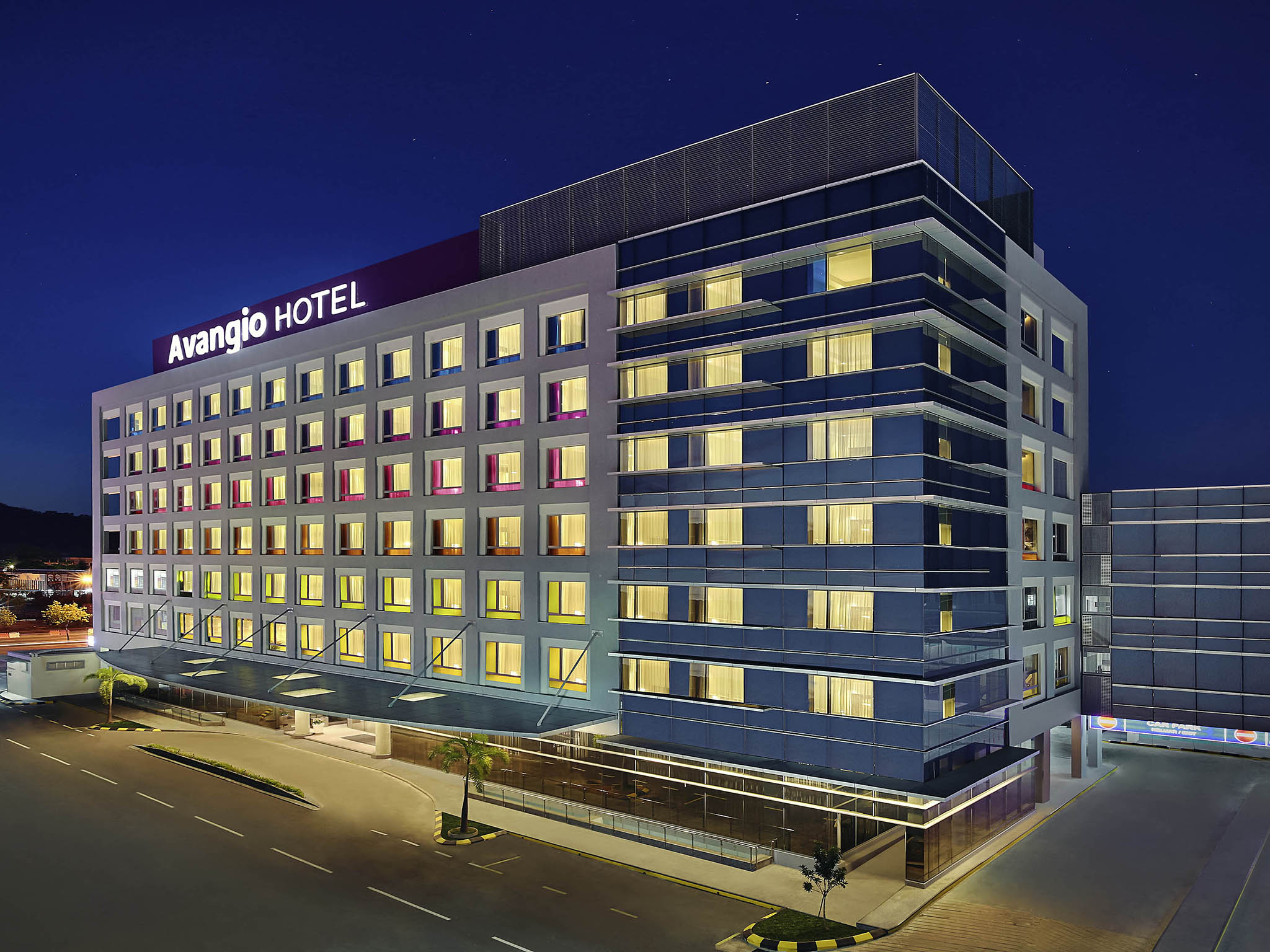 Hotell – Avangio Hotel Kota Kinabalu - Managed by AccorHotels