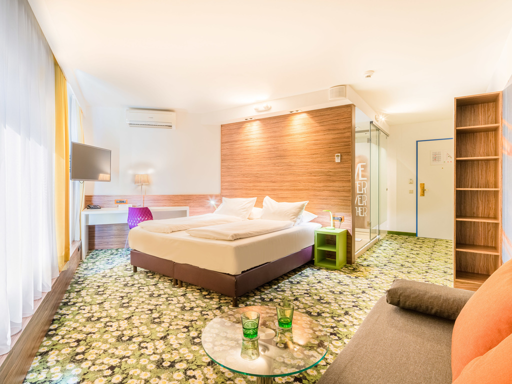 Ibis styles wien city design hotel vienna accor for Design hotel wien