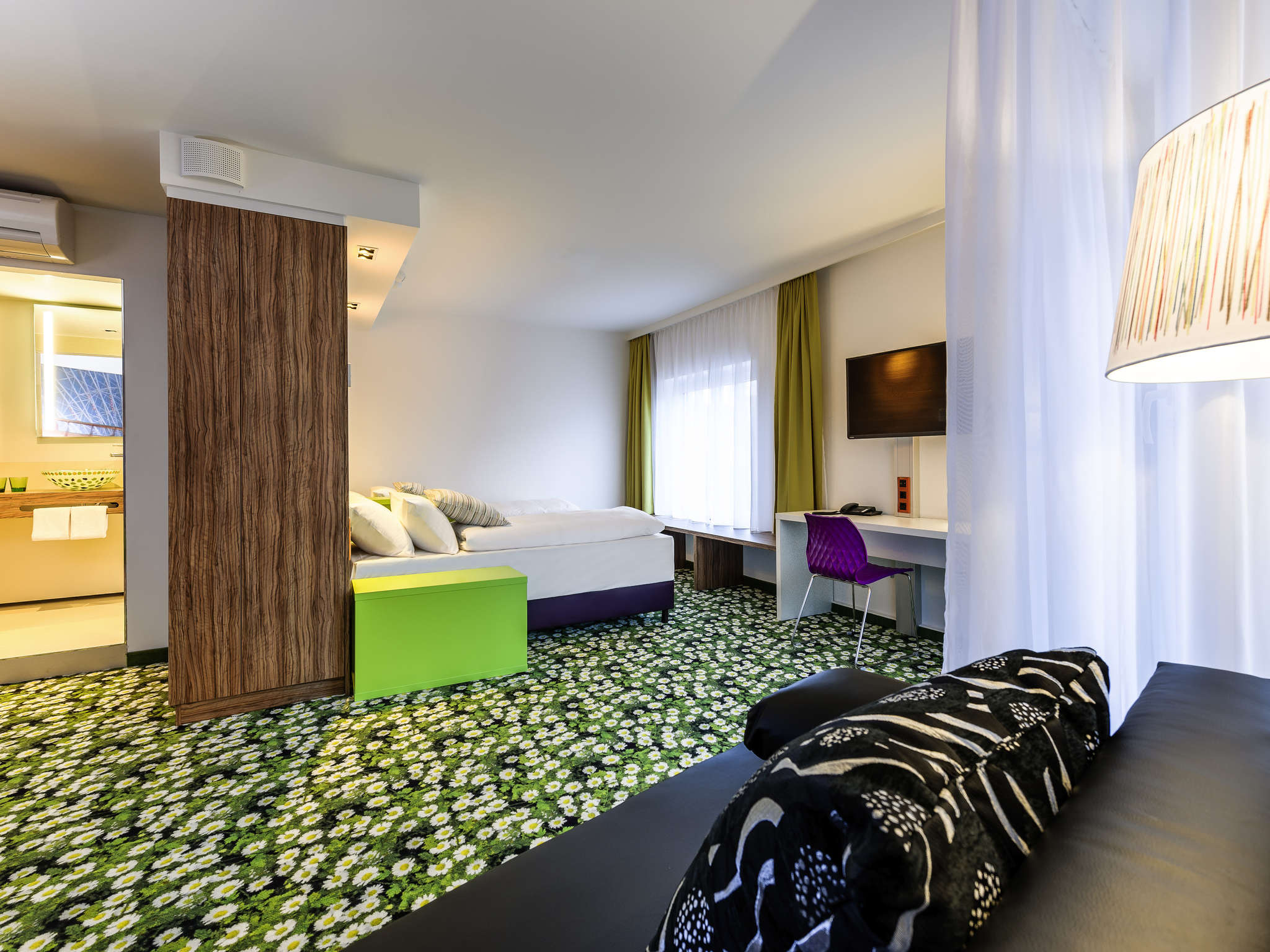 Room Photo 3890469 Hotel Ibis Styles Wien City Hotel