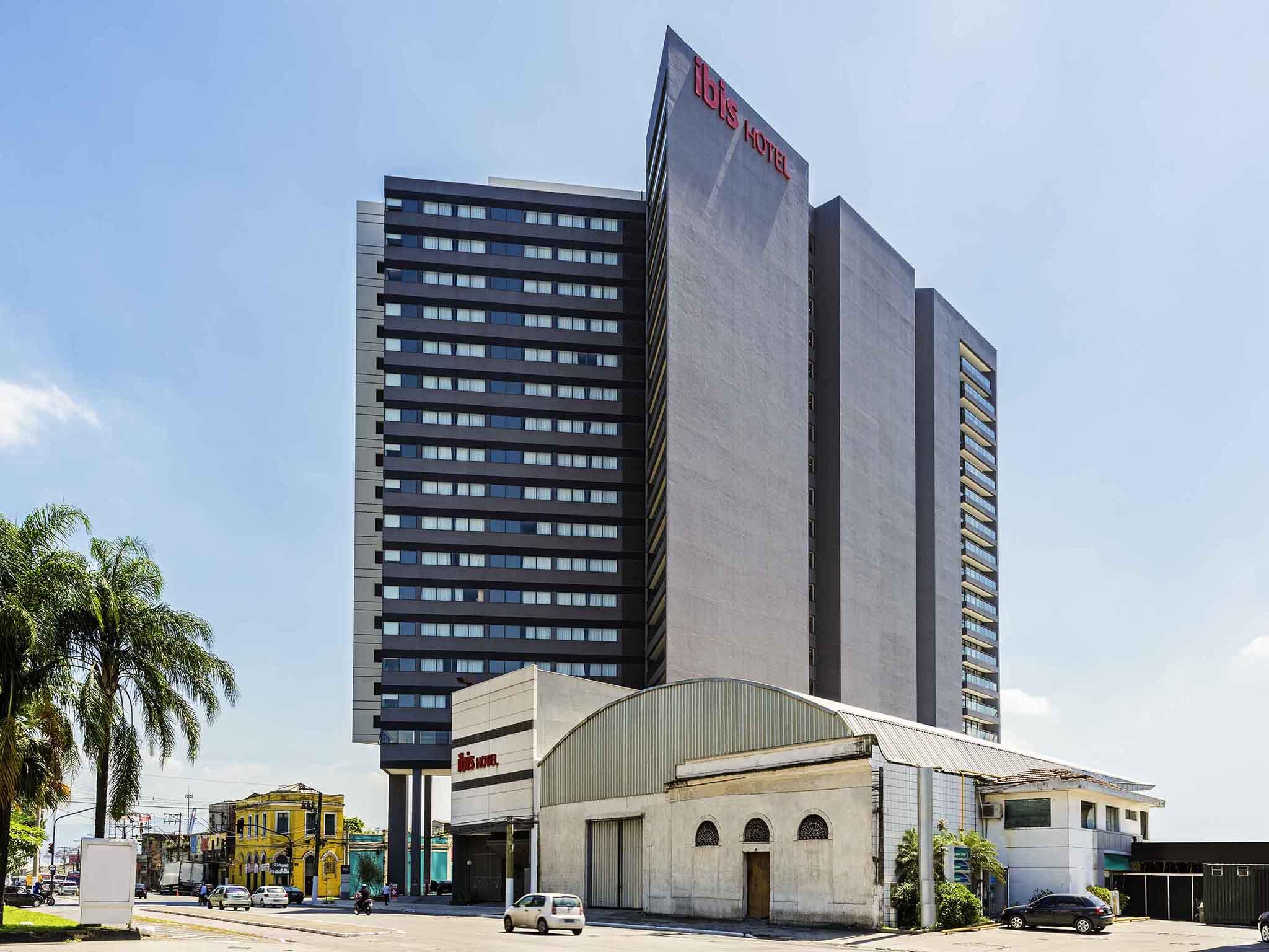 ead5a1ebe9 Hotel em SANTOS - ibis Santos Valongo